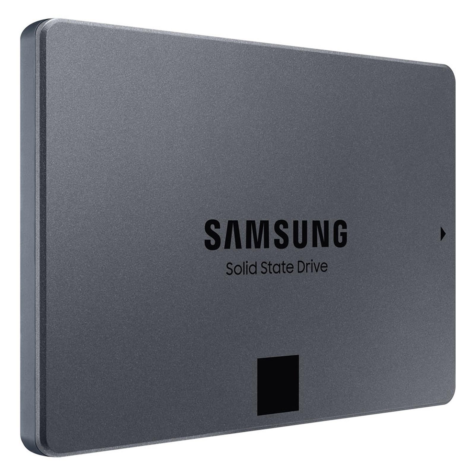 Samsung SSD 860 QVO 2 To