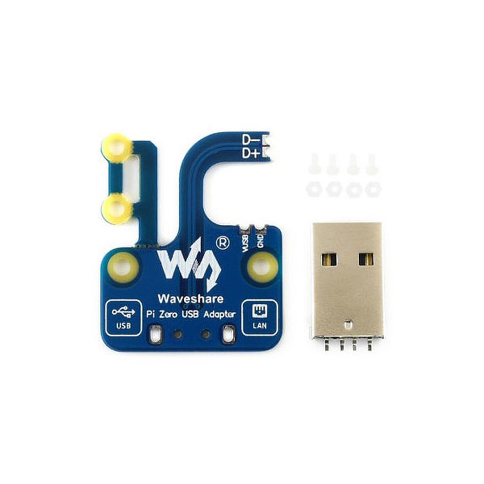 Waveshare Pi Zero USB Adapter