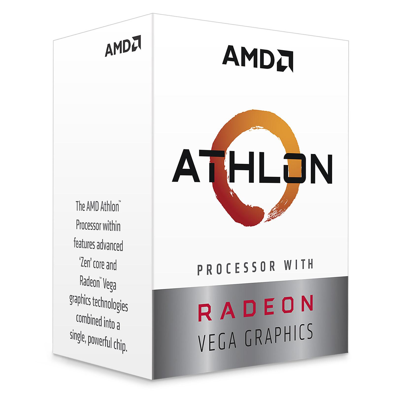 AMD Athlon 3000G (3.5 GHz)