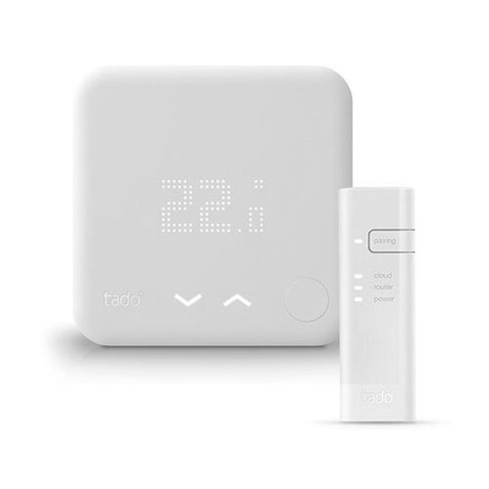 Tado Thermostat Intelligent Kit de démarrage v3