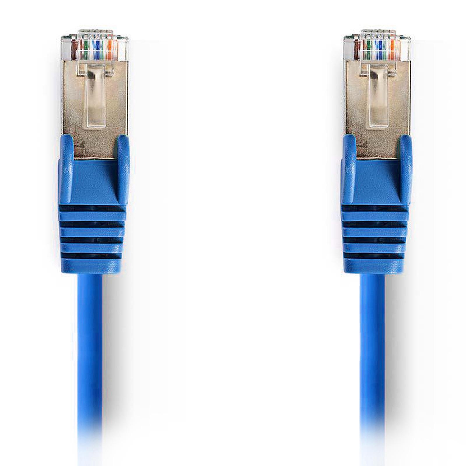 Nedis RJ45 categoría de cable 5e SF/UTP 2 m (azul)