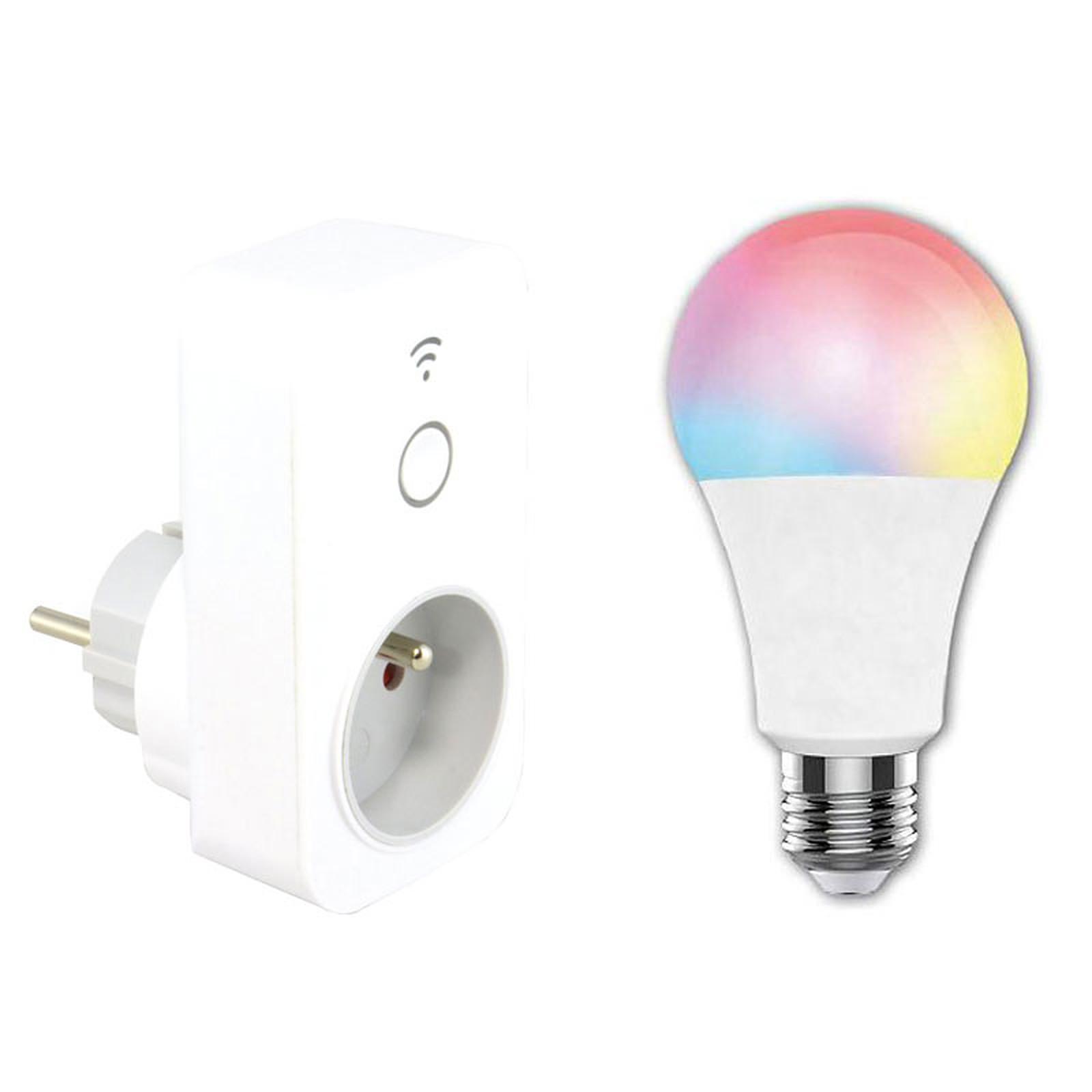 MCL Pack Ampoule + Prise connectées