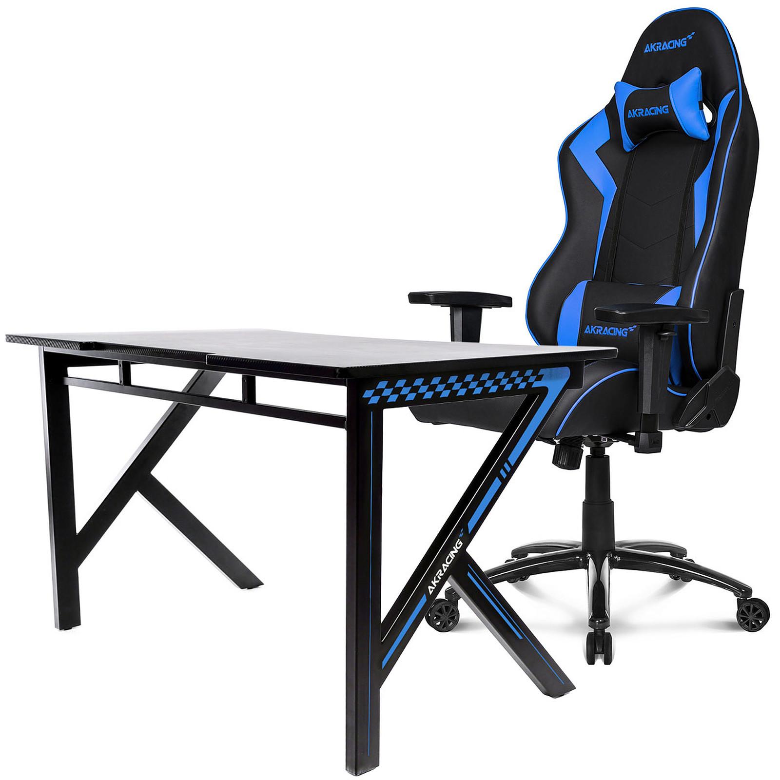 AKRacing Gaming Setup SX Bleu