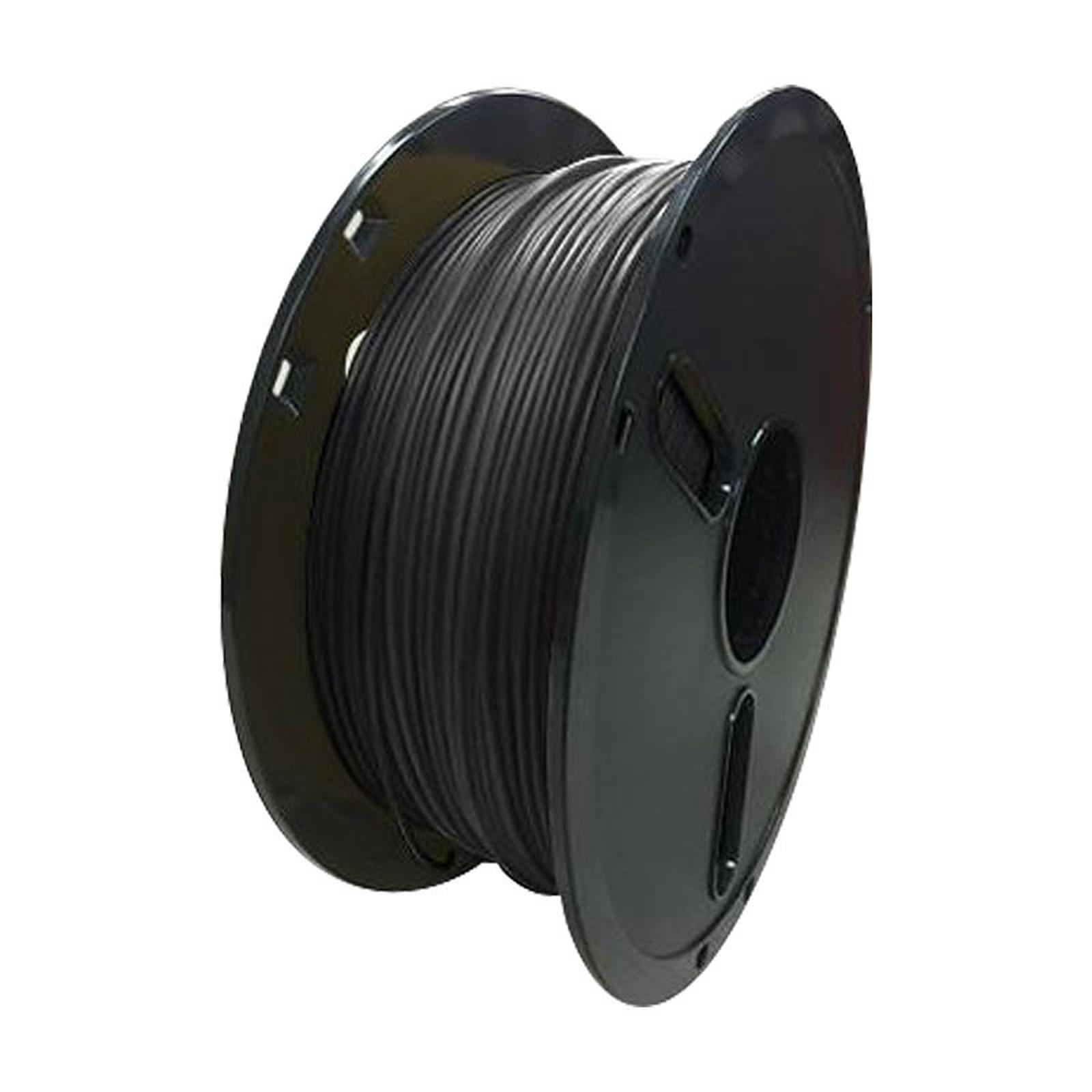 ECOFIL3D Bobine PLA 1.75mm 1 Kg - Noir