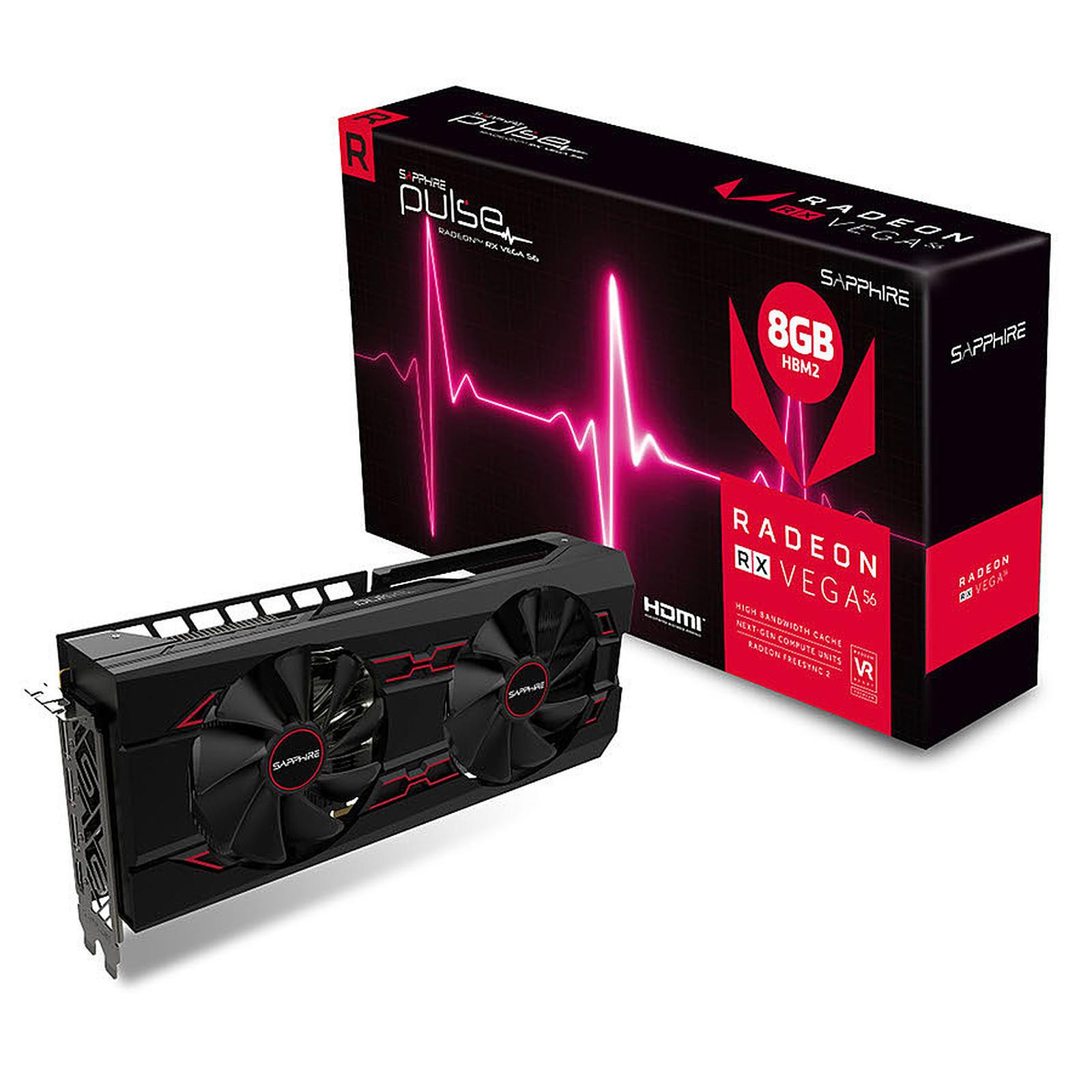 Sapphire Radeon RX Vega 56 Pulse 8G