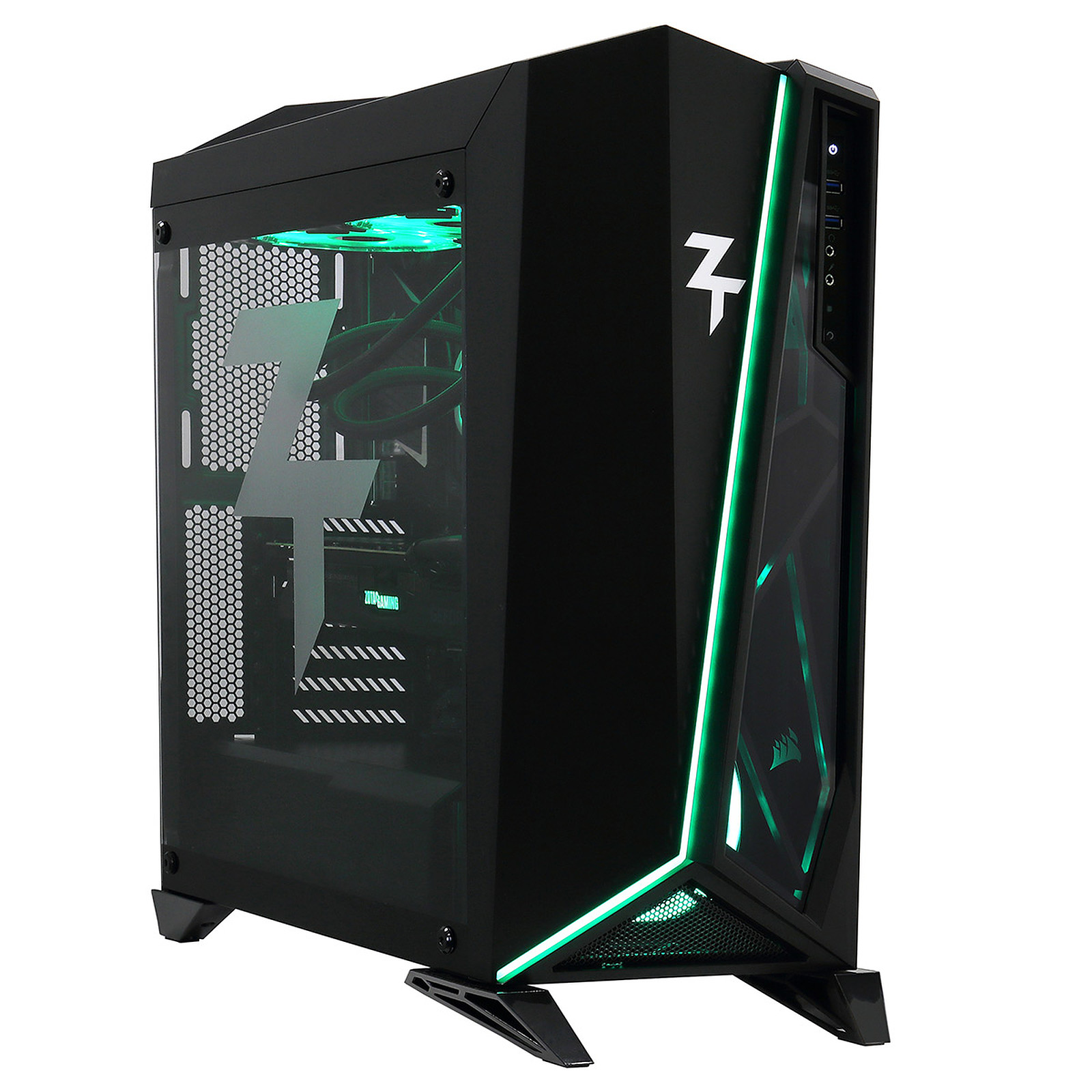PC10 ZT Indépendant (pré-monté)