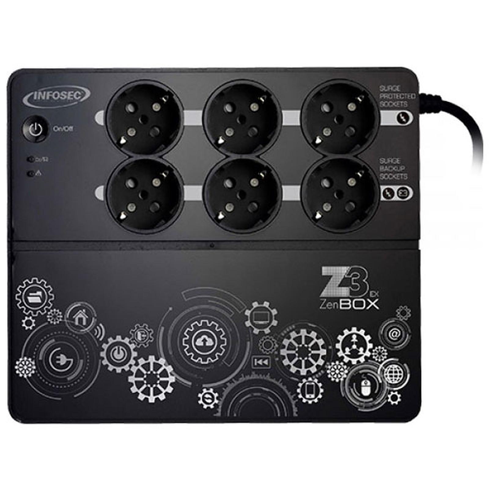 Infosec Z3 ZenBox EX 500