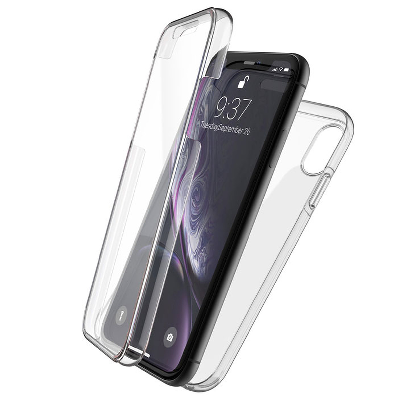 coque glossy iphone xr
