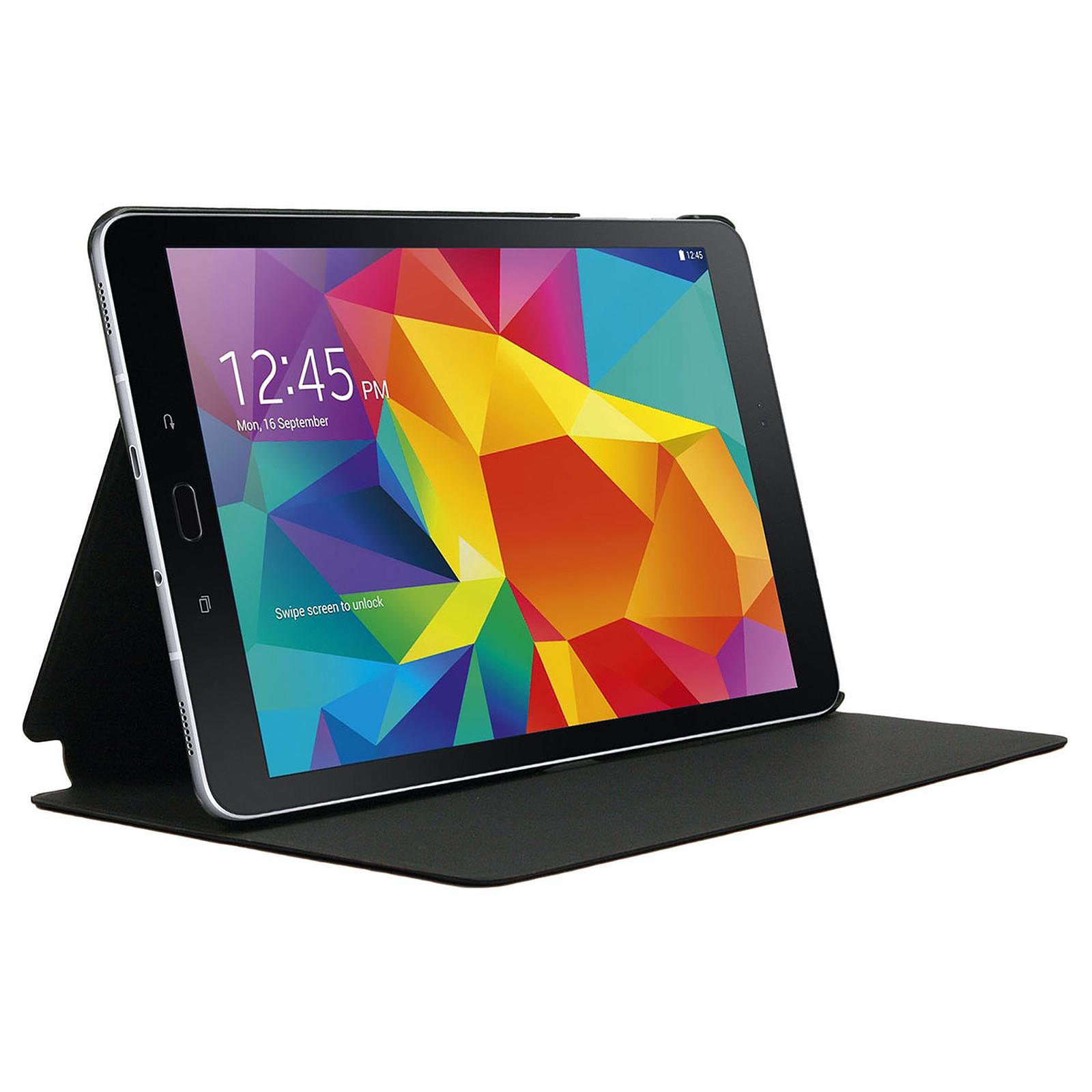 "Mobilis Origine Case Noir Galaxy Tab A 10.5"" 2018"