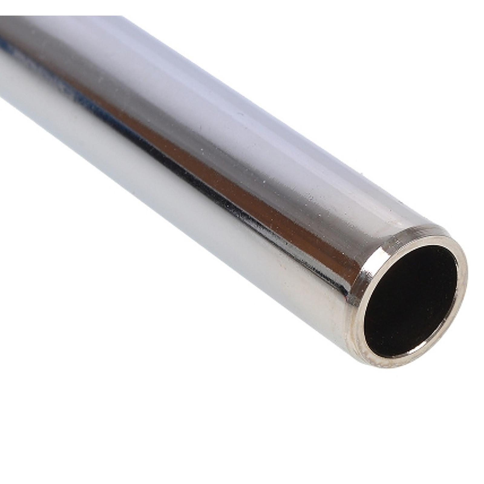 Barrow TG16-490 Tube Rigide Cuivre chromé - 49 cm