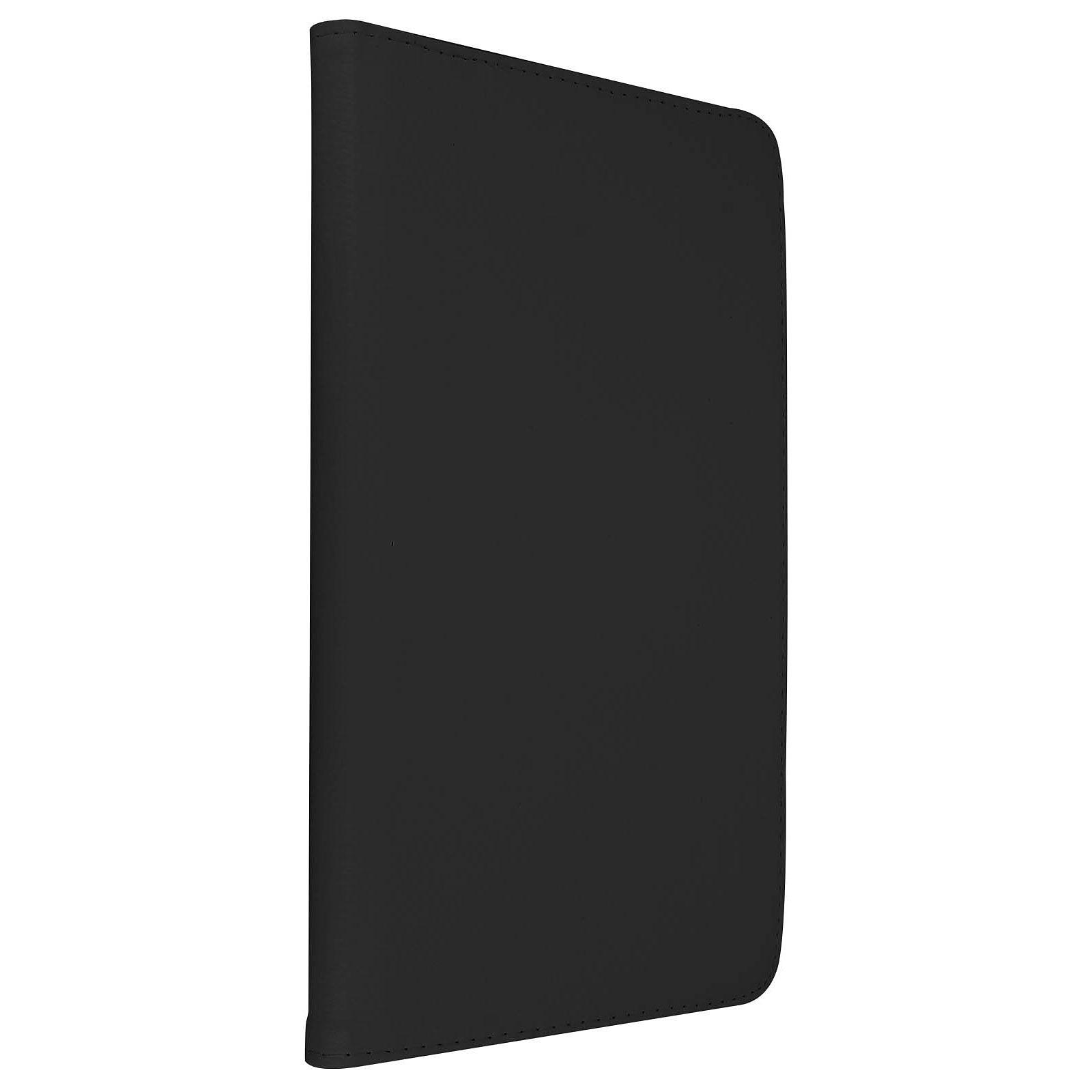 """Akashi Etui Folio Galaxy Tab S4 10.5"""" Noir"""