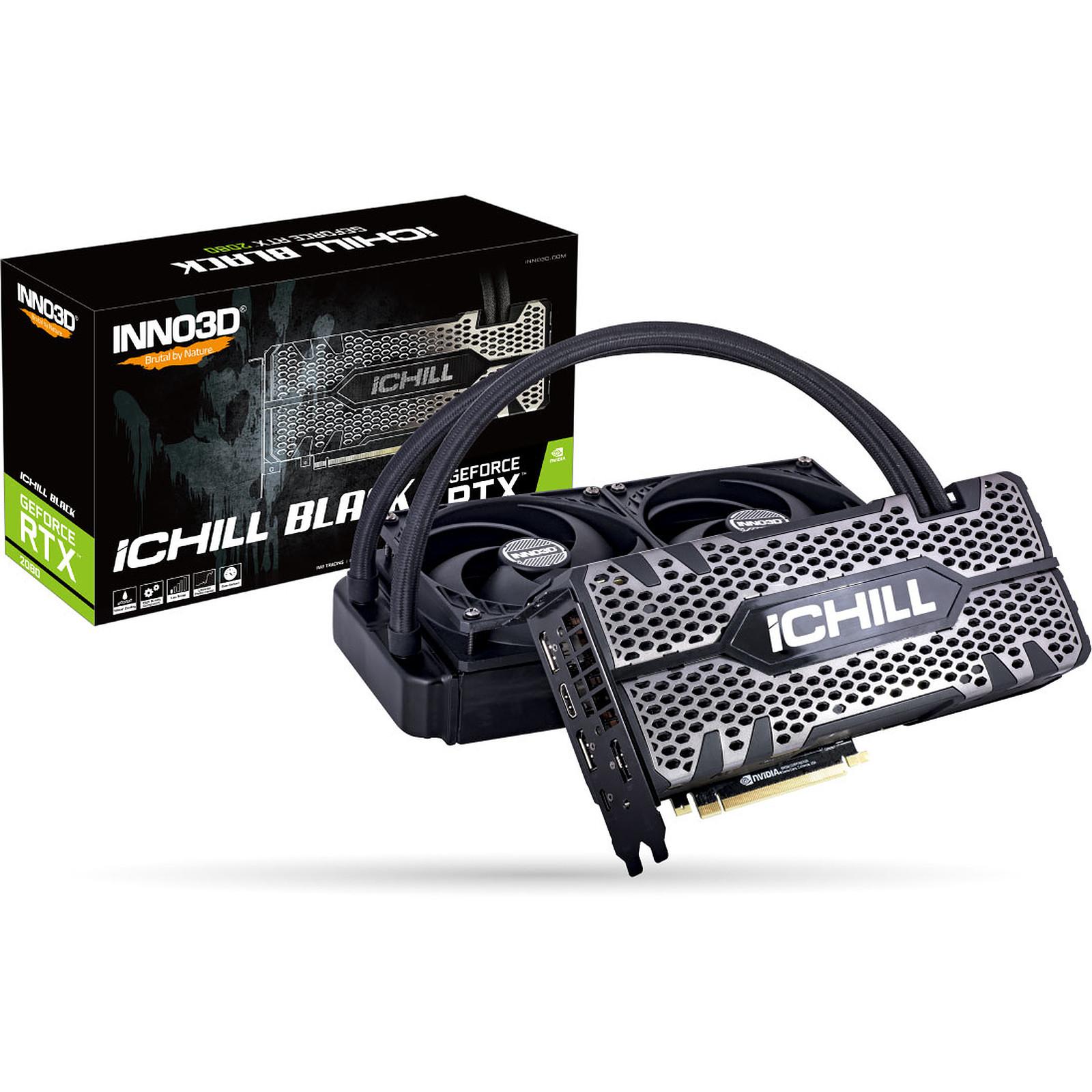 INNO3D GeForce RTX 2080 iCHILL BLACK