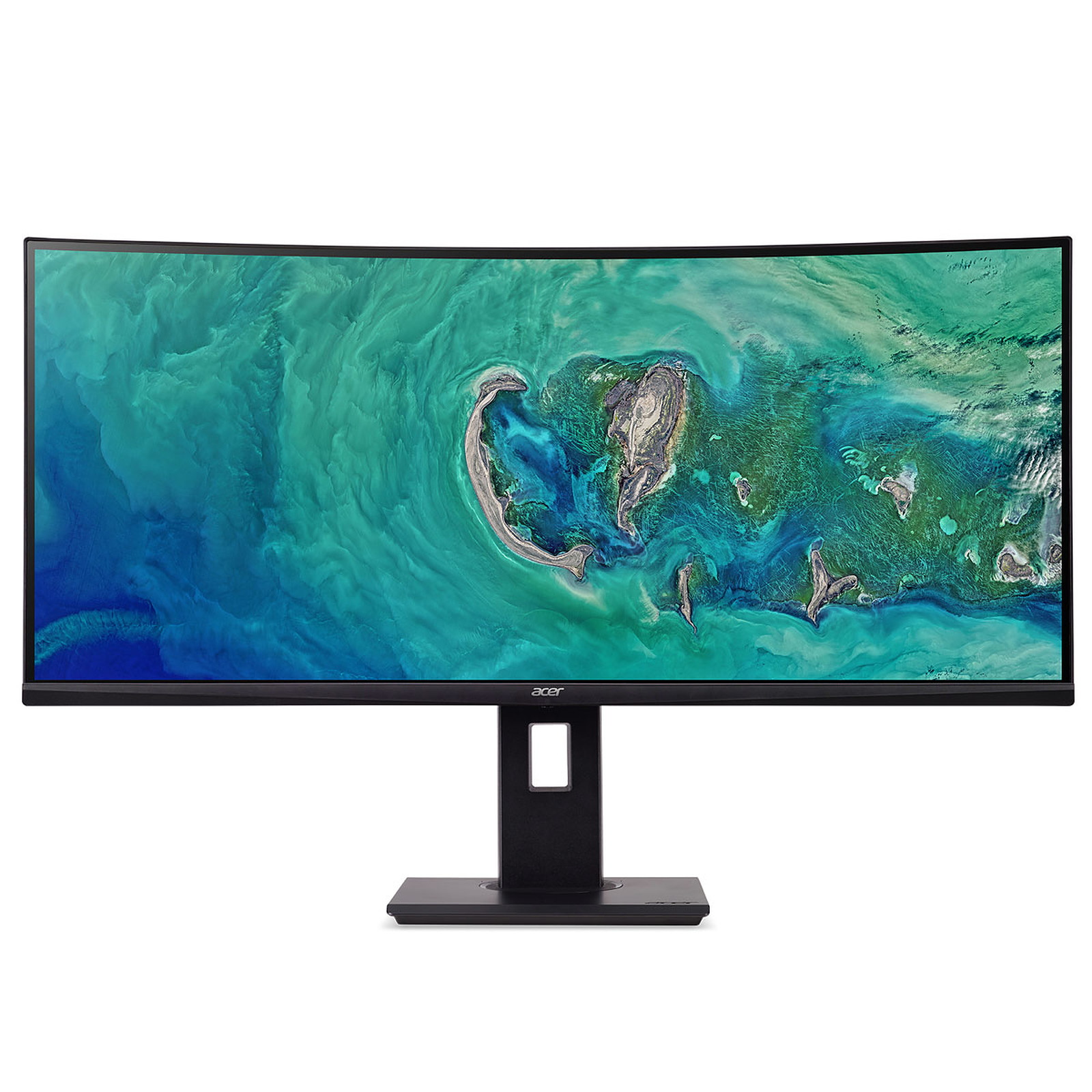 "Acer 34"" LED - ED347CKRbmidprzx"