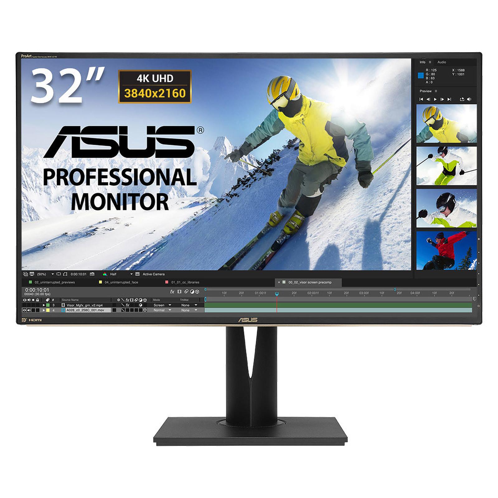 """ASUS 32"""" LED - PA329Q"""