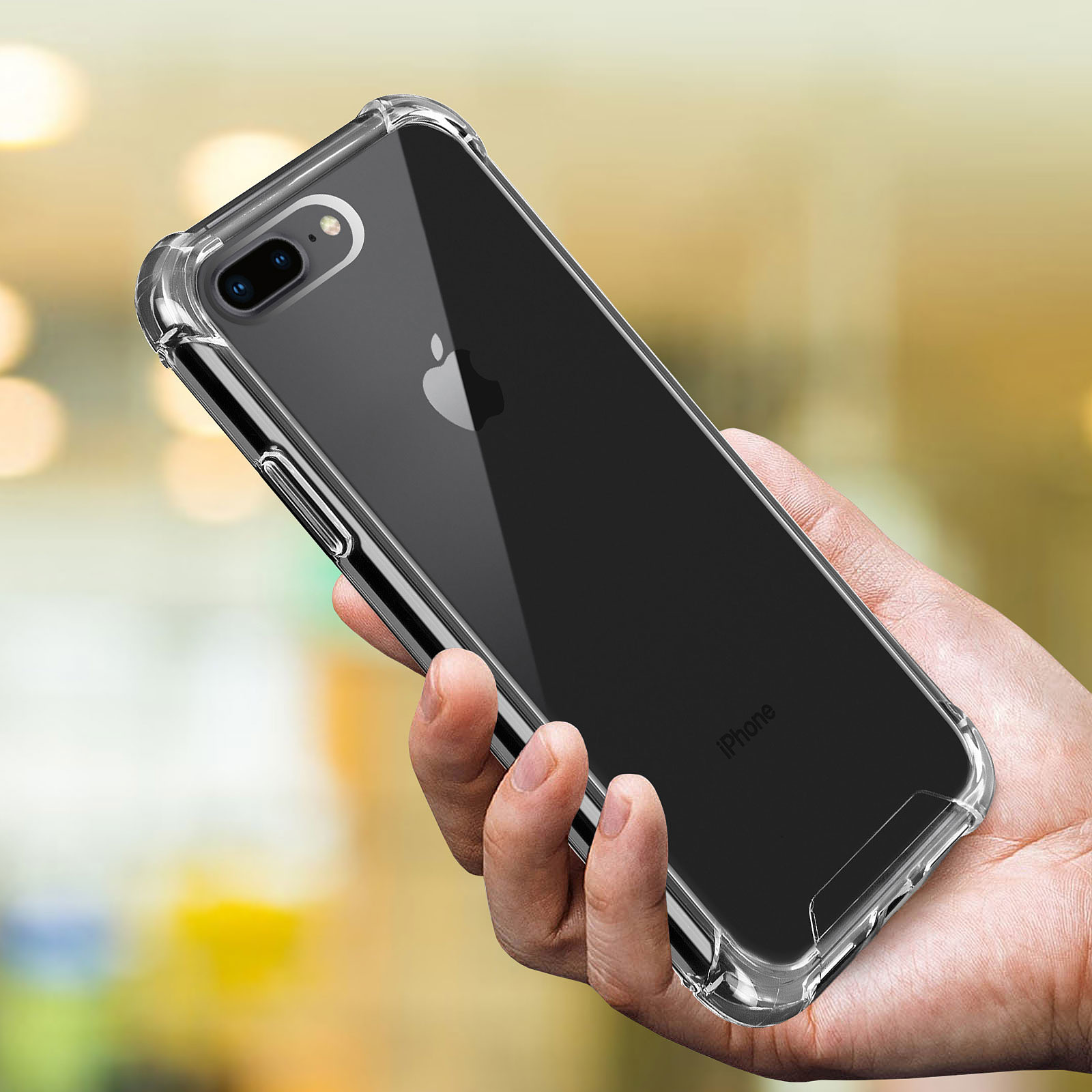 coque iphone 7 rebord