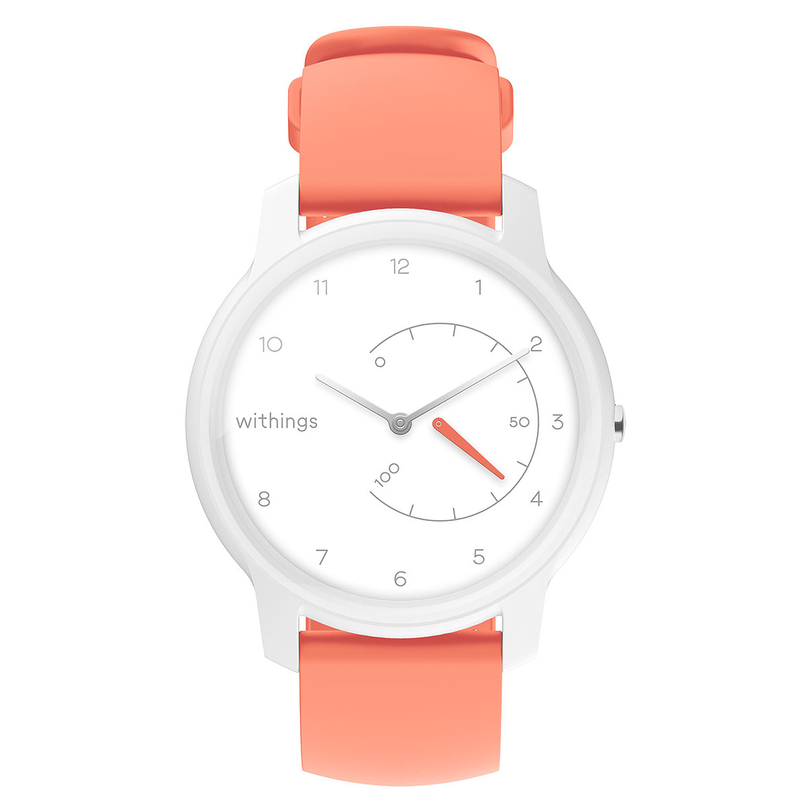 Withings Move Blanc/Corail