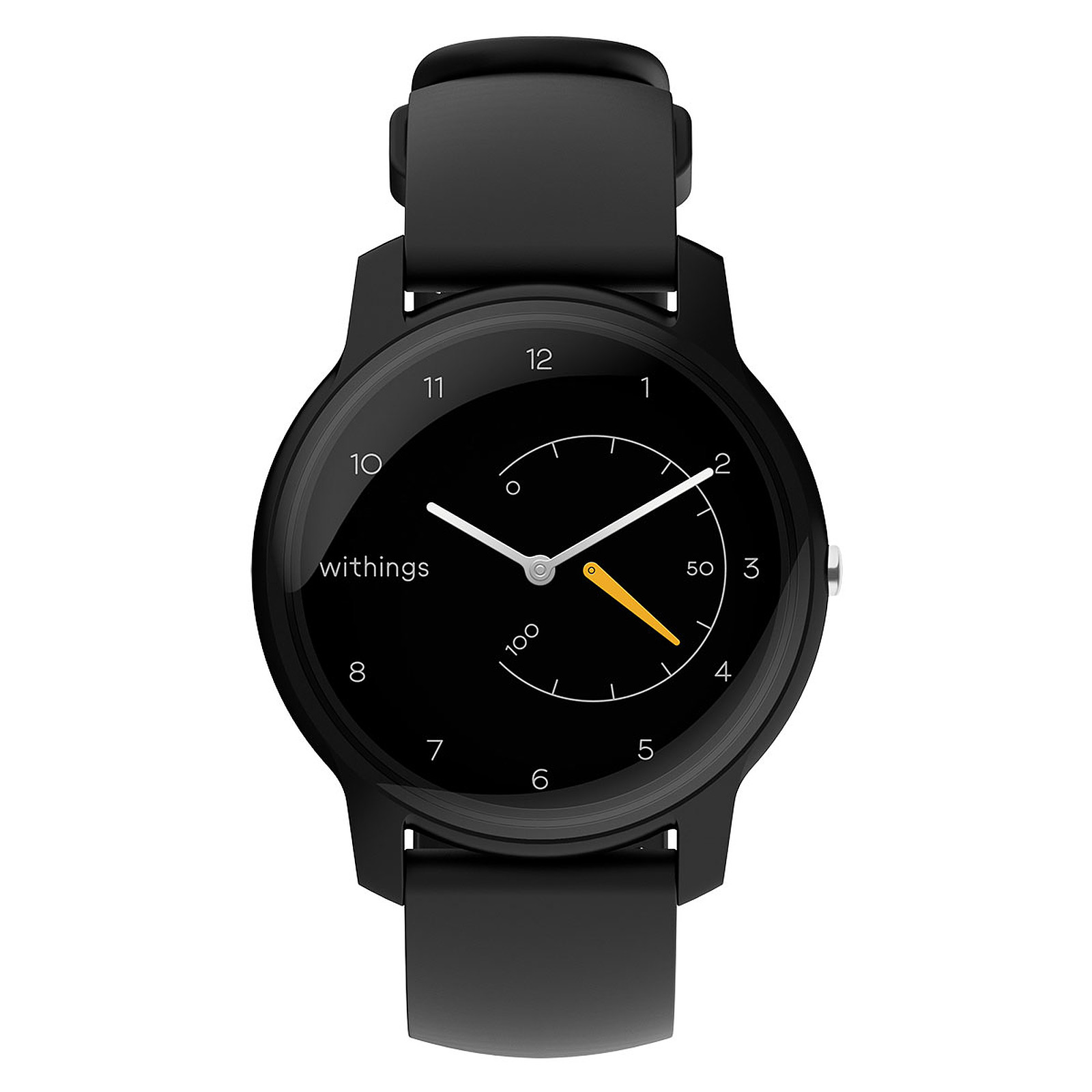 Withings Move Noir/Jaune