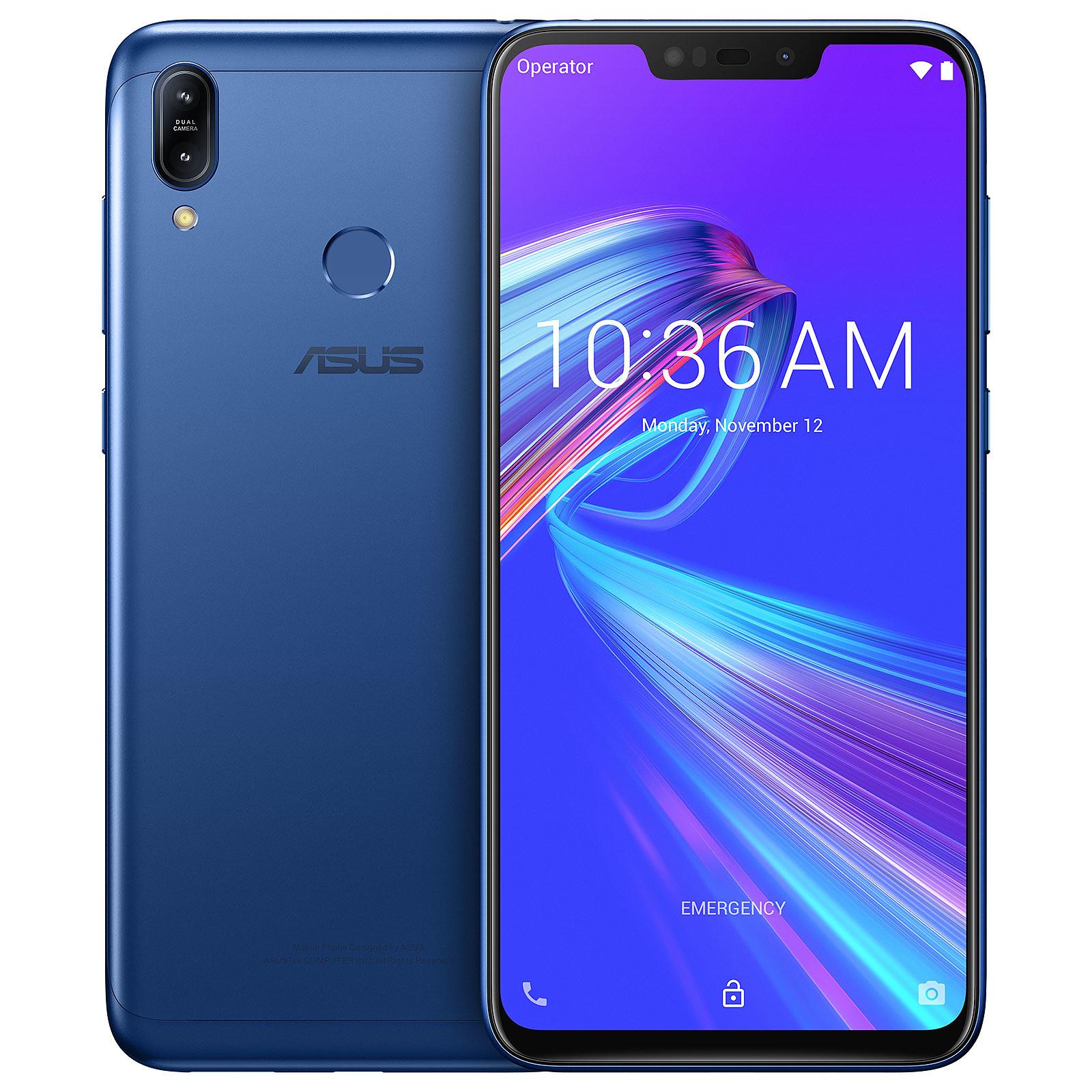 ASUS ZenFone Max M2 Bleu (4 Go / 32 Go)