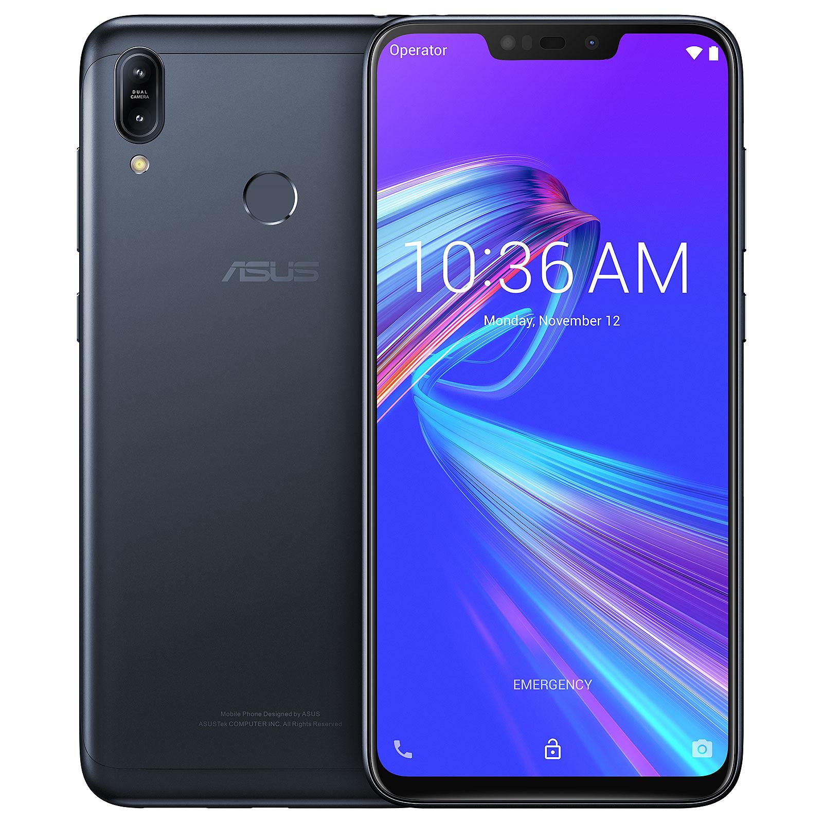 ASUS ZenFone Max M2 Negro (4GB / 32GB)