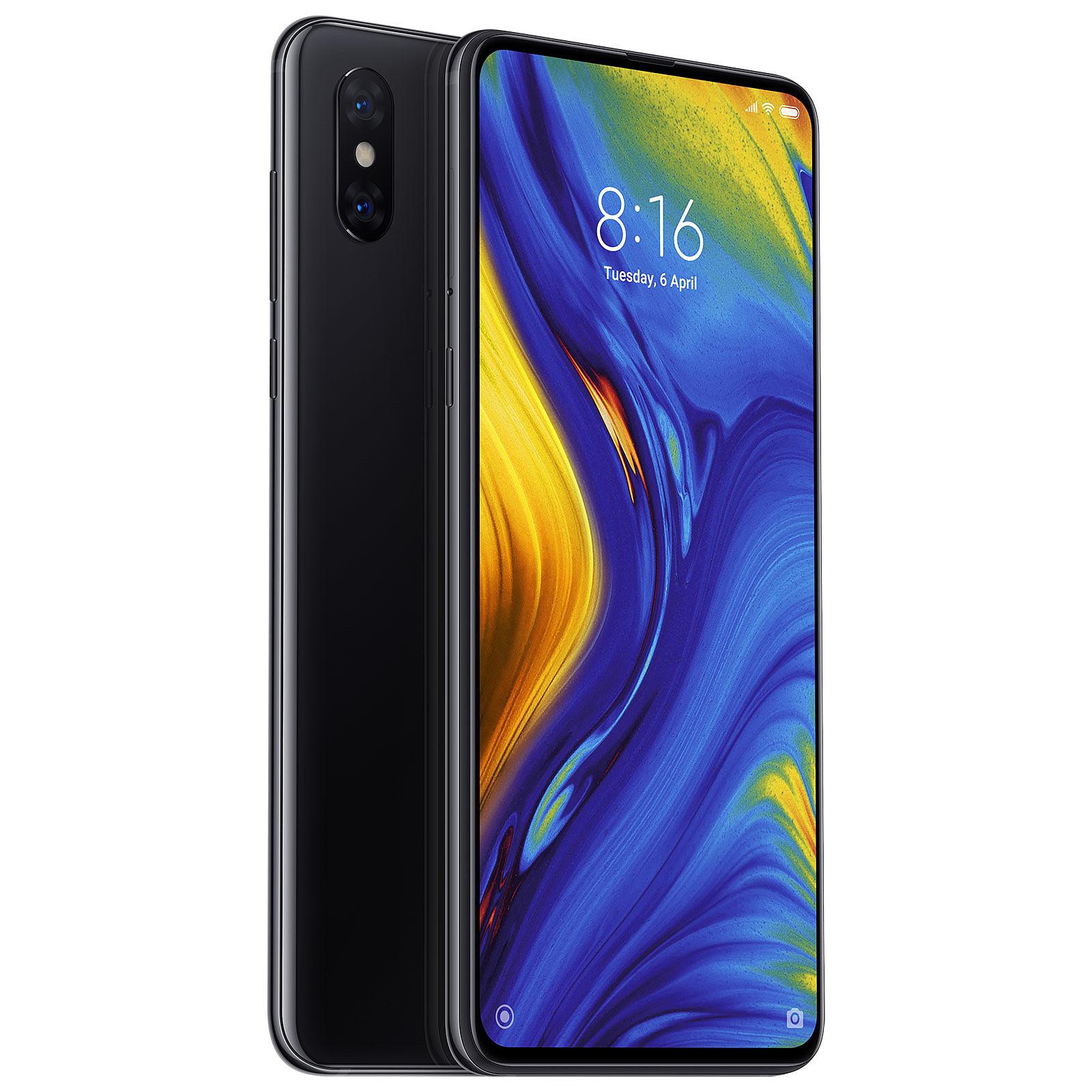 Xiaomi Mi Mix 3 Noir (128 Go)