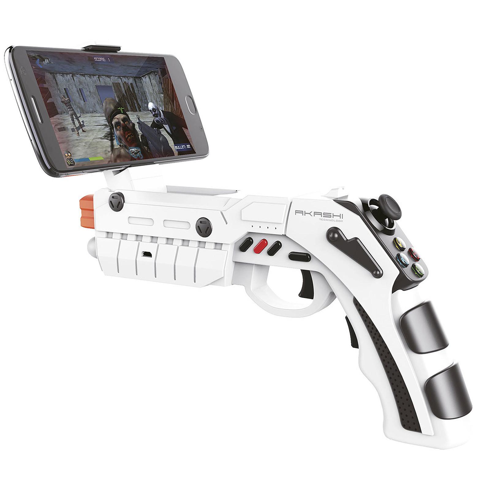 Akashi Pistola conectada Realidad aumentada