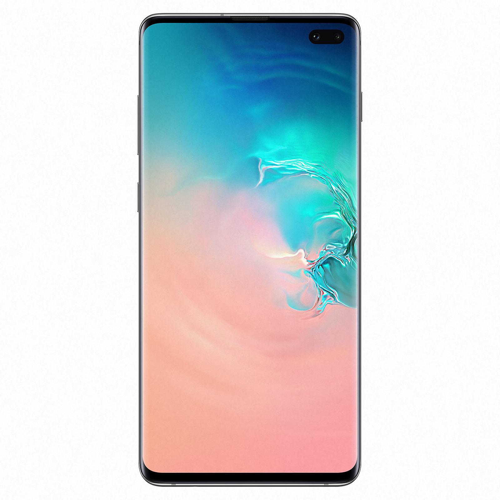 Samsung Galaxy S10+ SM-G975F Blanc Prisme (8 Go / 128 Go)