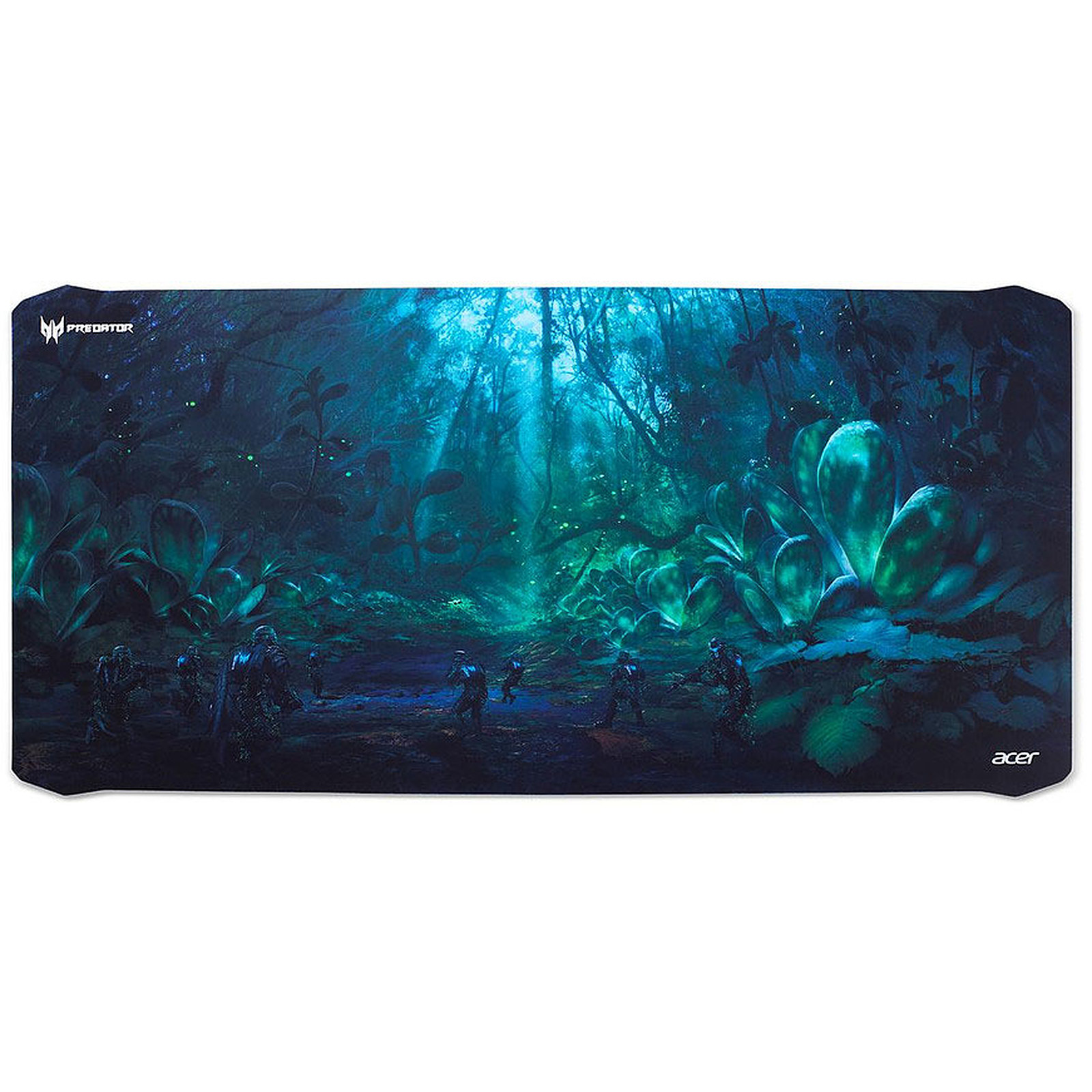 Acer Predator Gaming Mouse Pad XXL (Forest Battle)