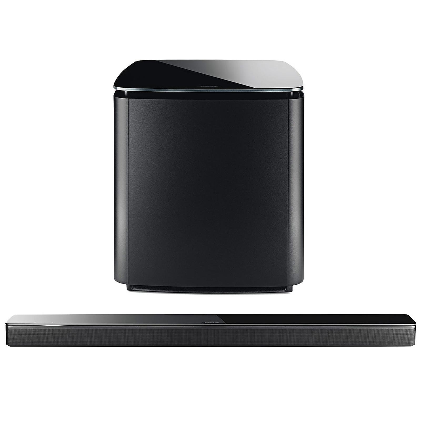 Bose Soundbar 700 Noir + Bass Module 700 Noir