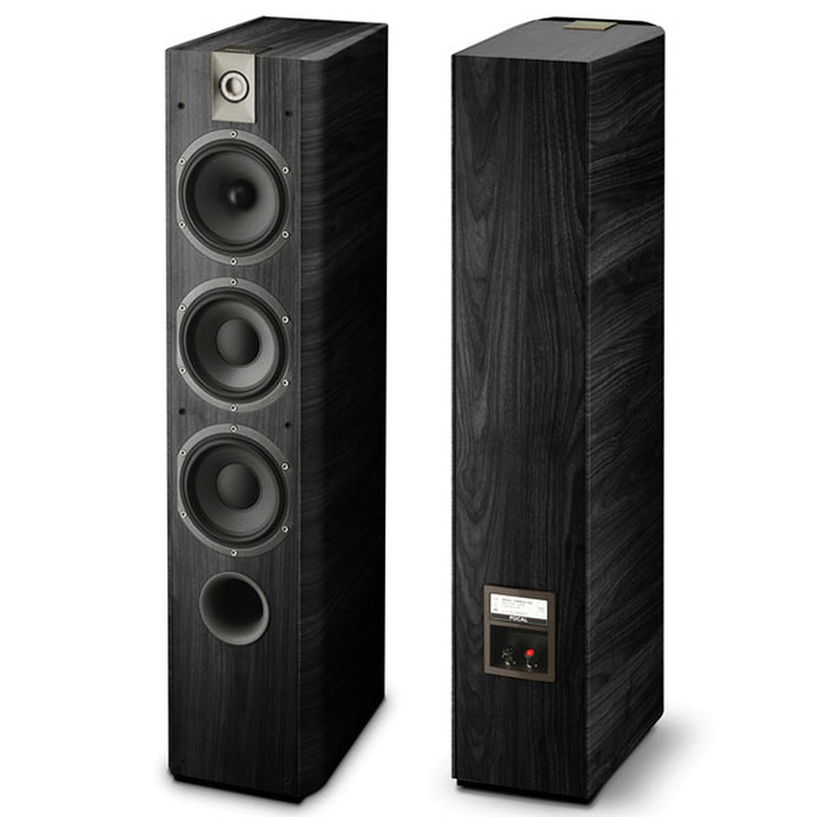 Focal Chorus 726 Black Ash