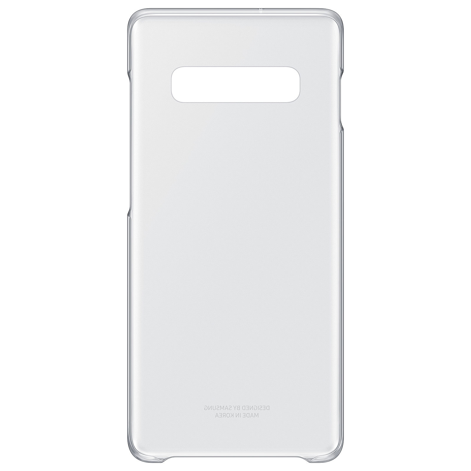 Samsung Clear Cover Transparente Samsung Galaxy S10+