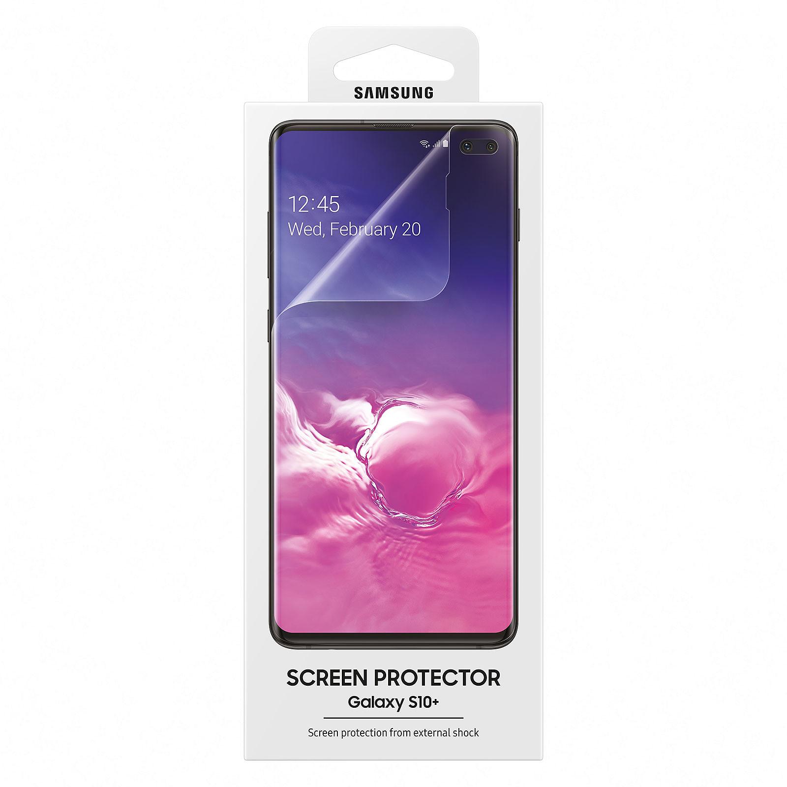 Samsung Screen Protector para Galaxy S10+