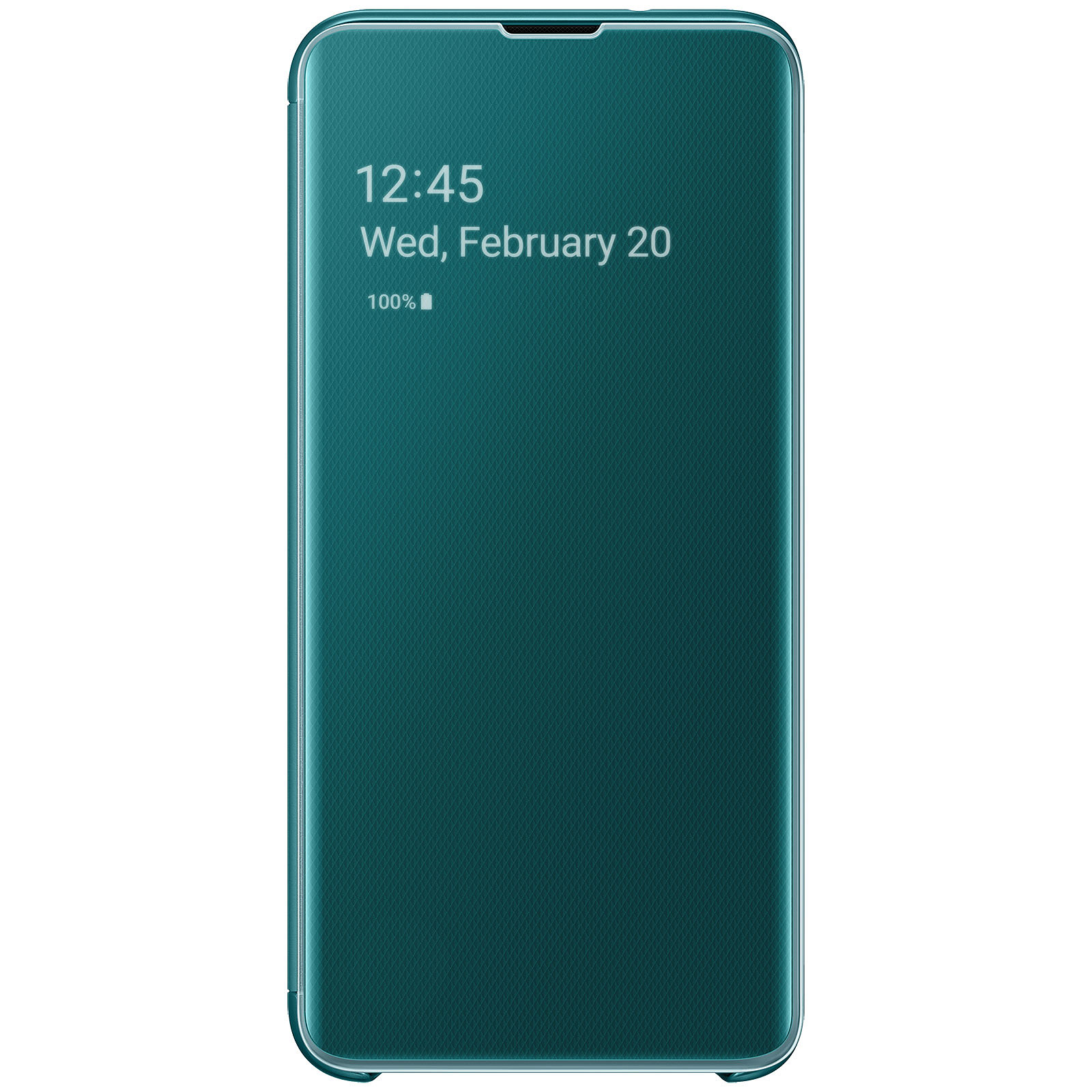 Samsung Clear View Cover Vert Galaxy S10e