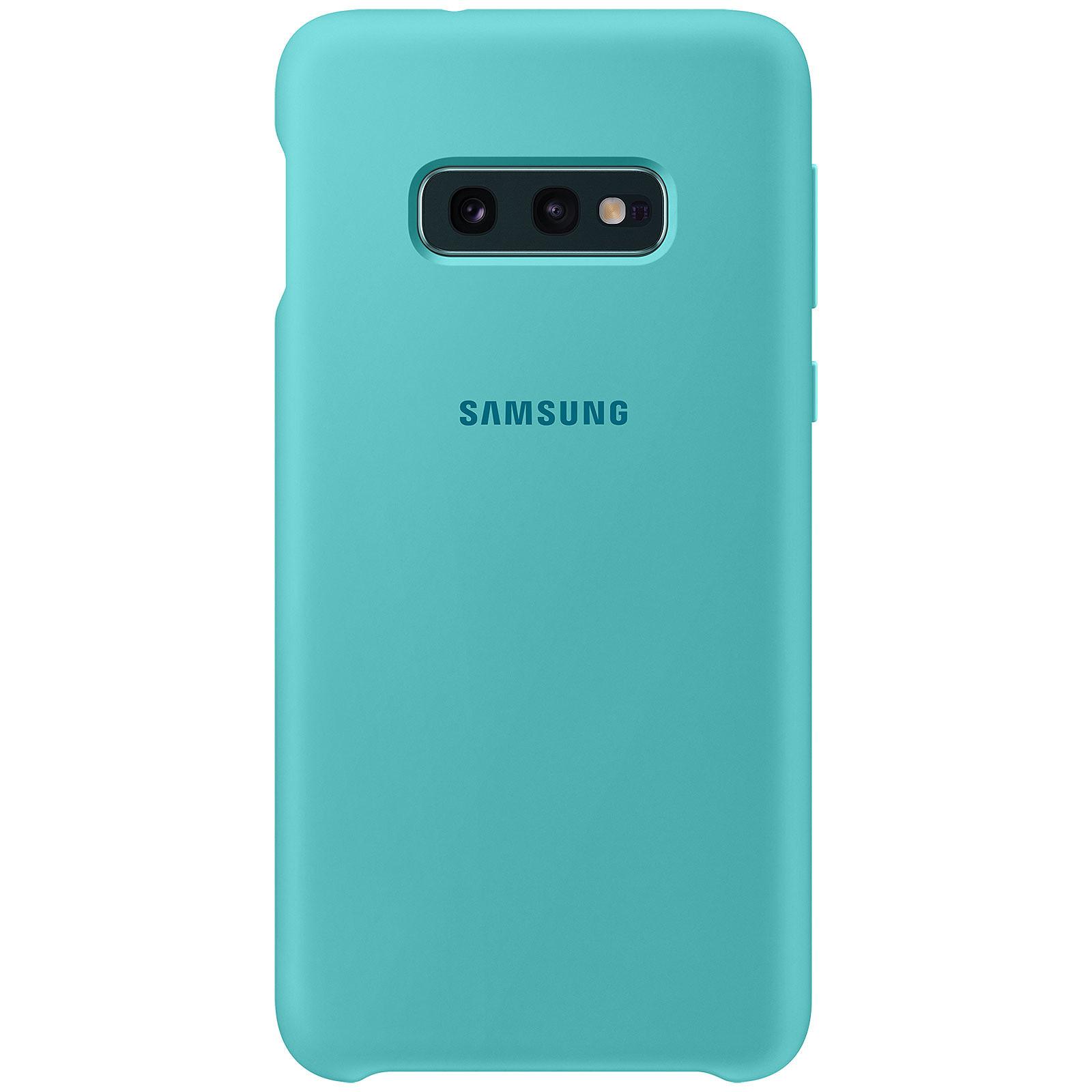 various design 50% off low price Samsung Coque Silicone Vert Galaxy S10e