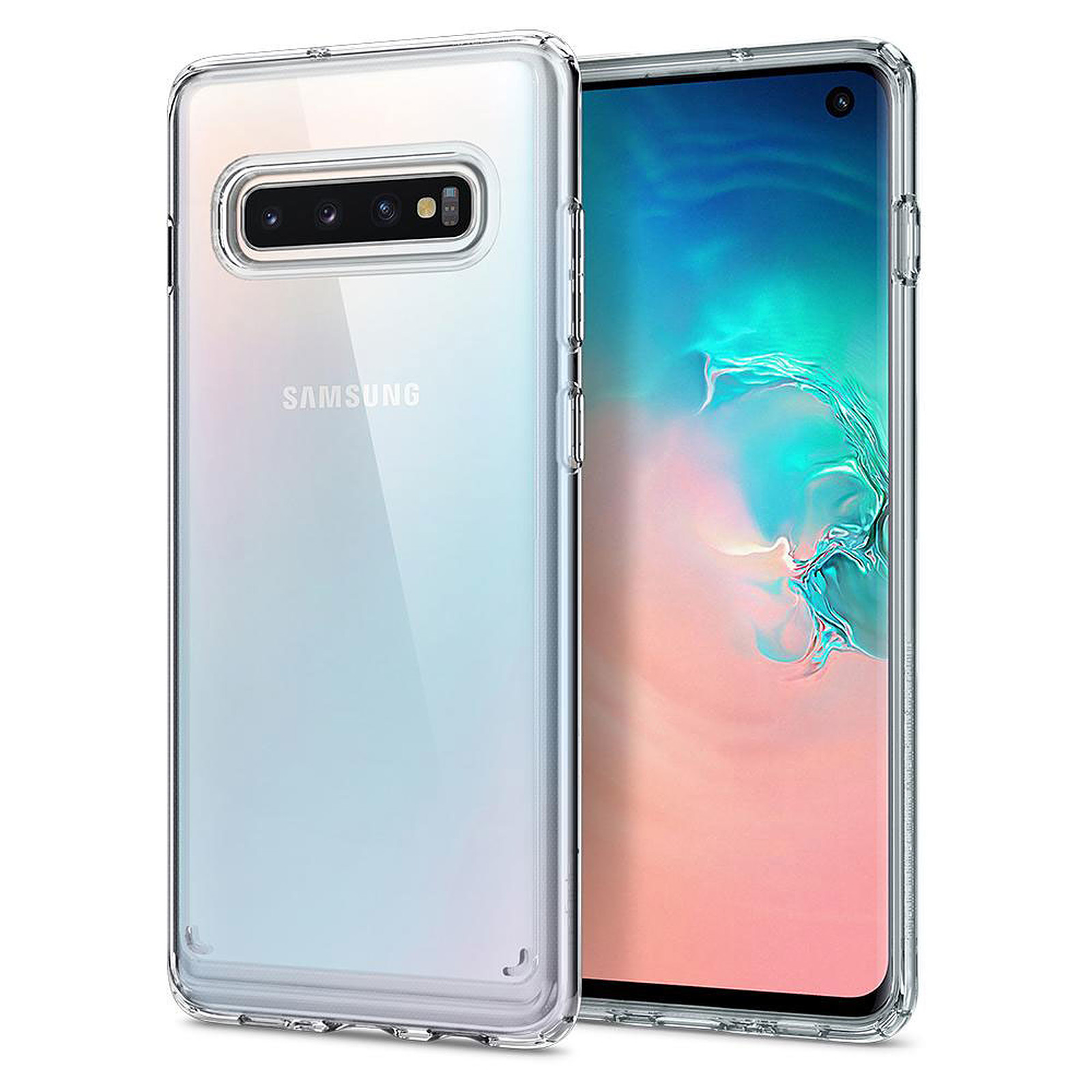 Spigen Case Ultra Hybrid Crystal Clear Samsung Galaxy S10