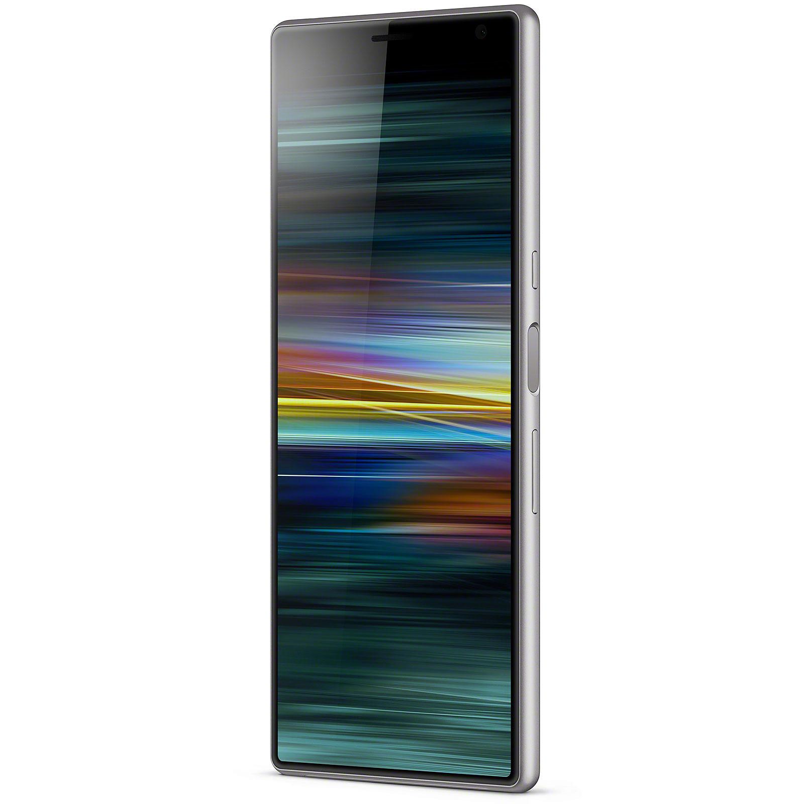 e87a01761c9 Sony Xperia 10 Plus Plata (4GB / 64GB) Smartphone 4G-LTE Advanced Dual ...