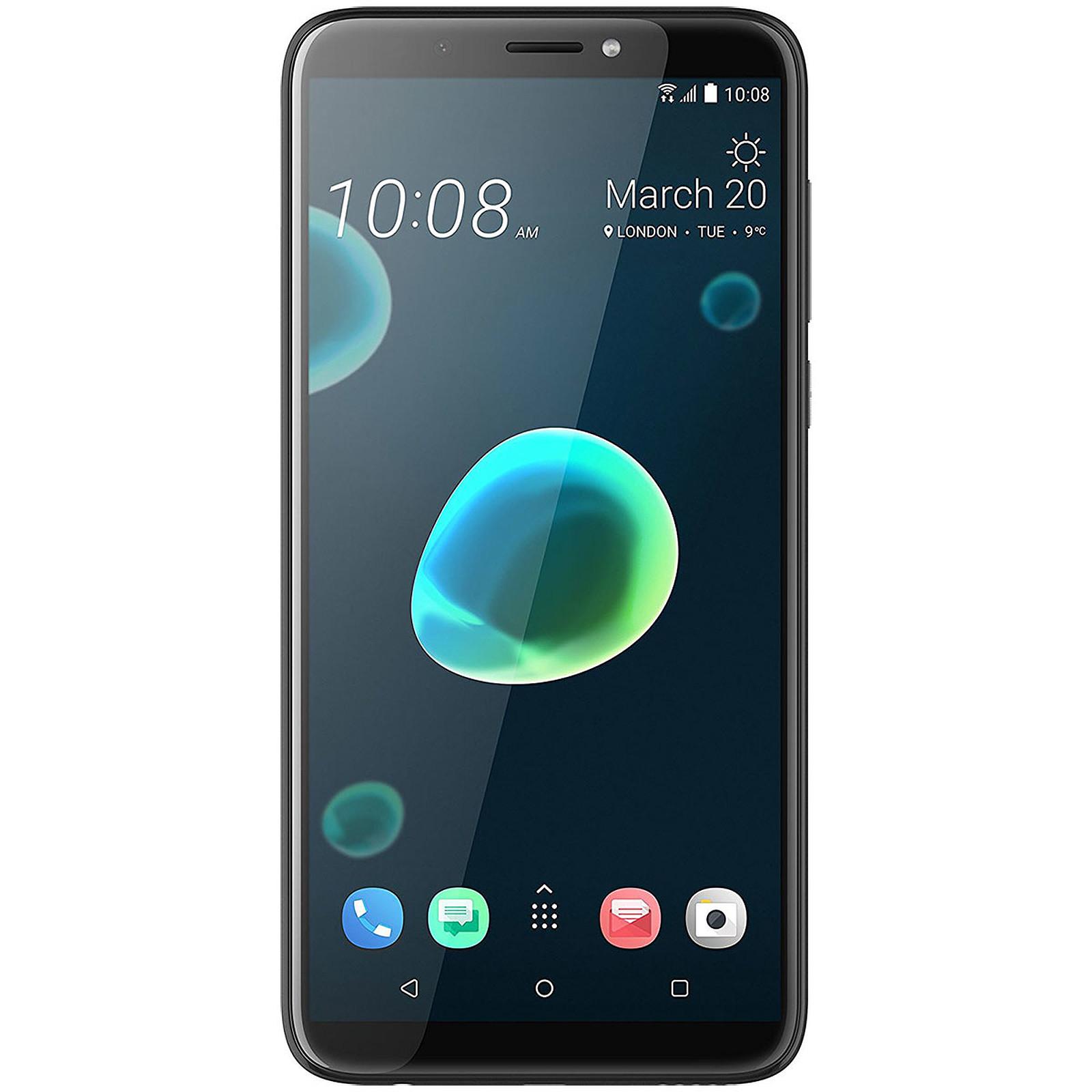HTC Desire 12+ Noir · Occasion