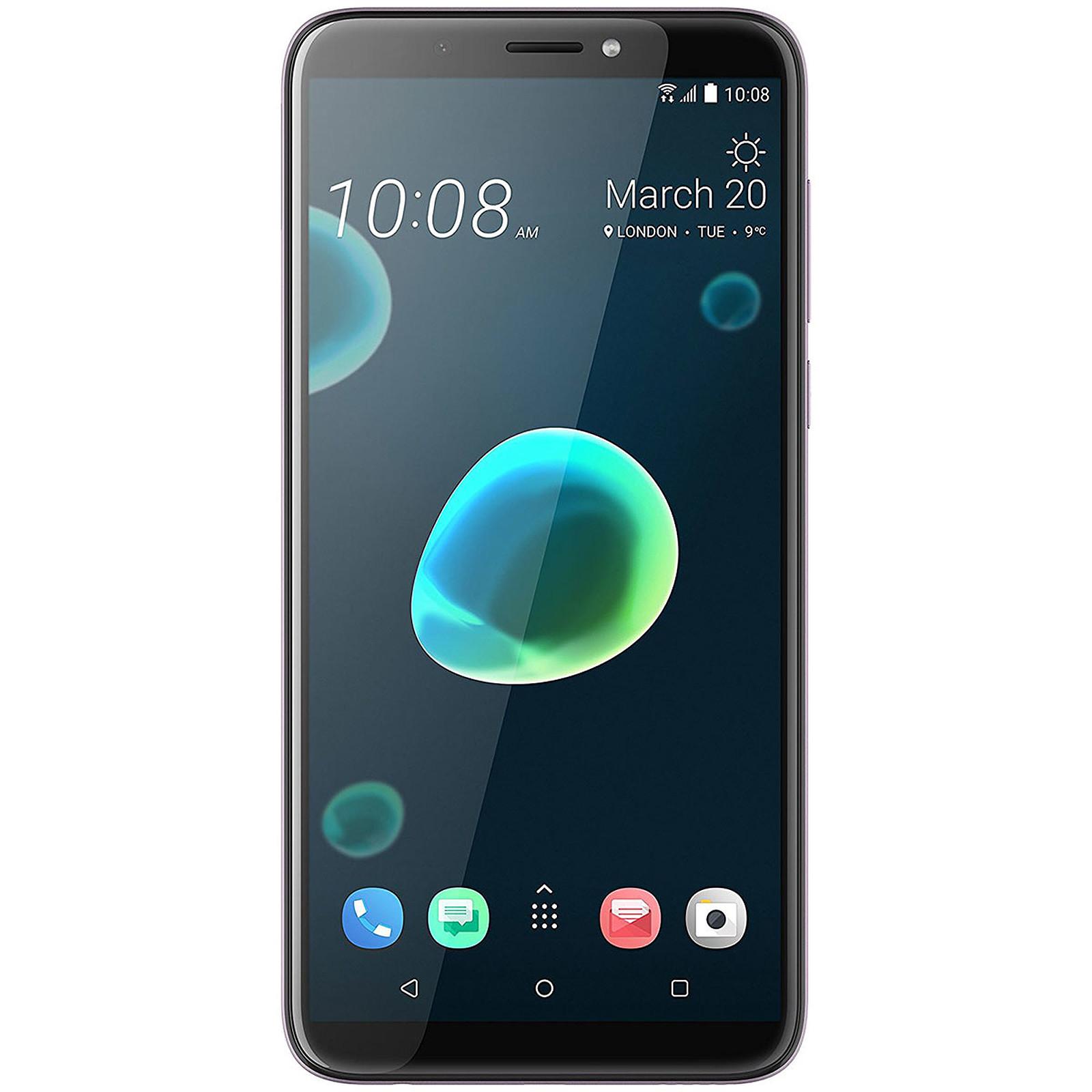 HTC Desire 12+ Argent