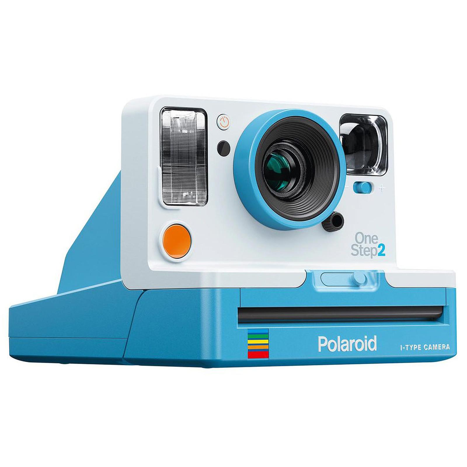 5ef31bda92 Polaroid OneStep 2 Summer Blue (Edición Limitada) Cámara instantánea con  flash y temporizador automático ...