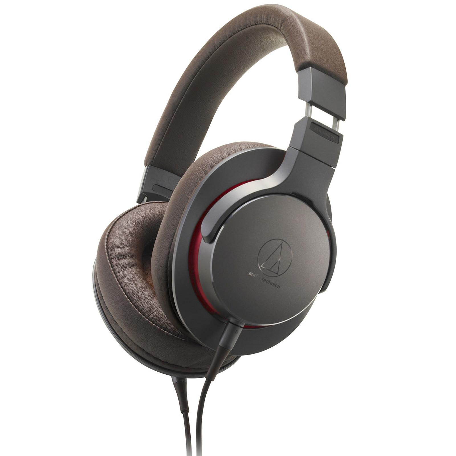Audio-Technica ATH-MSR7b Gris Métal