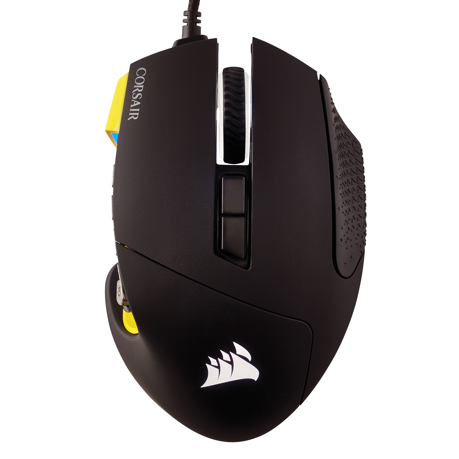 Corsair Gaming Scimitar Pro RGB (jaune)