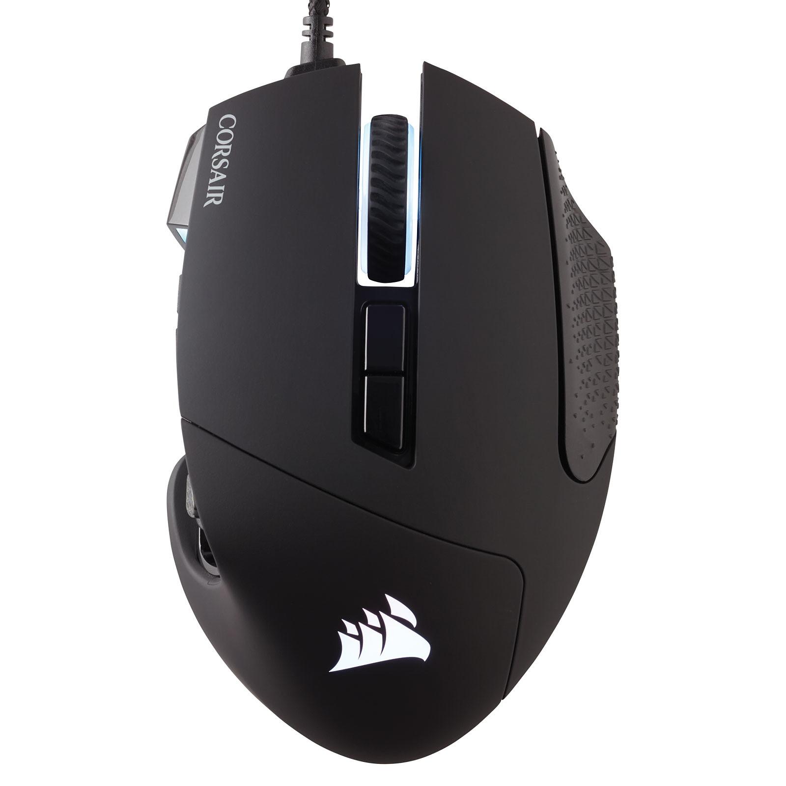 Corsair Gaming Scimitar Pro RGB (noir)