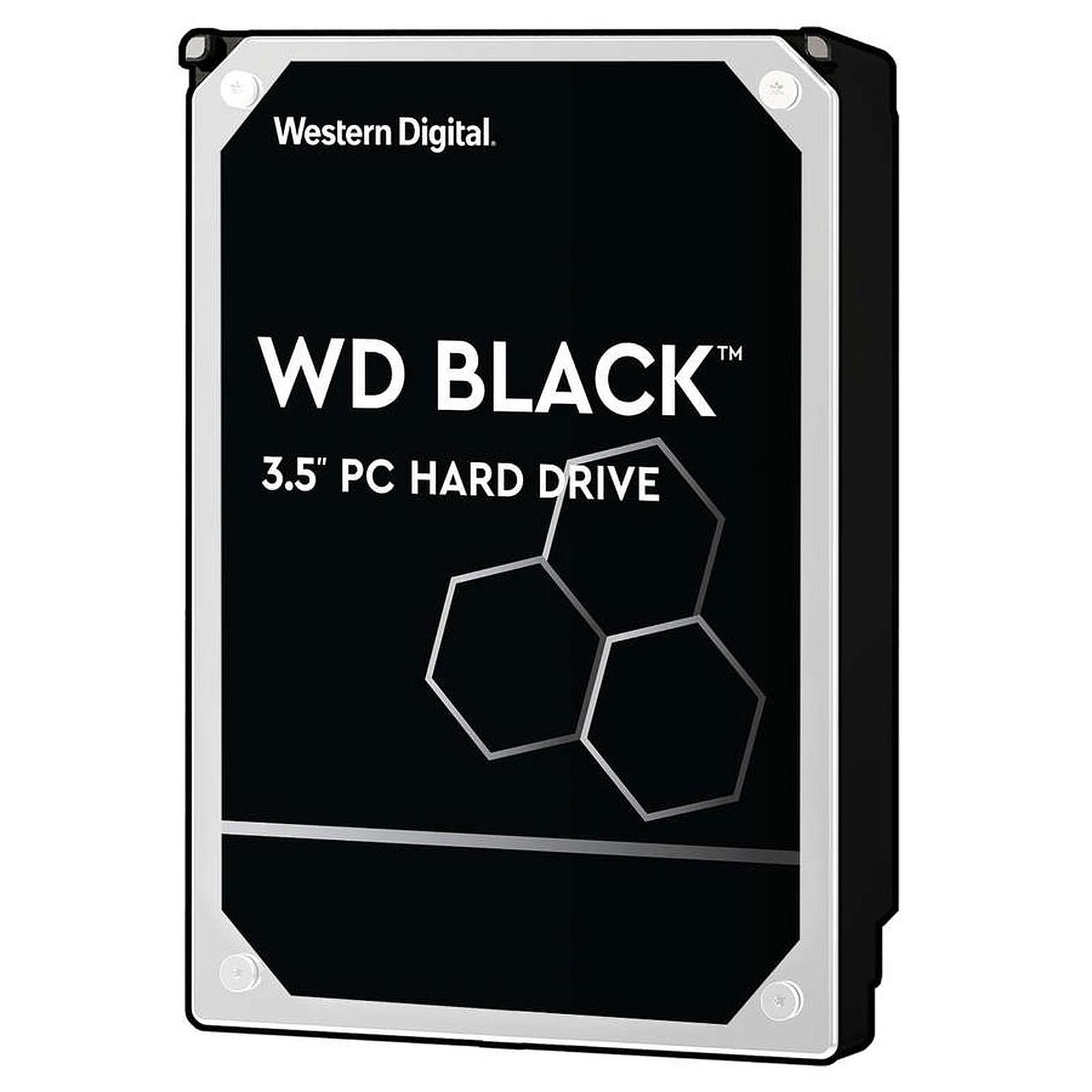 Western Digital WD Black Desktop 500 Go SATA 6Gb/s 64 Mo