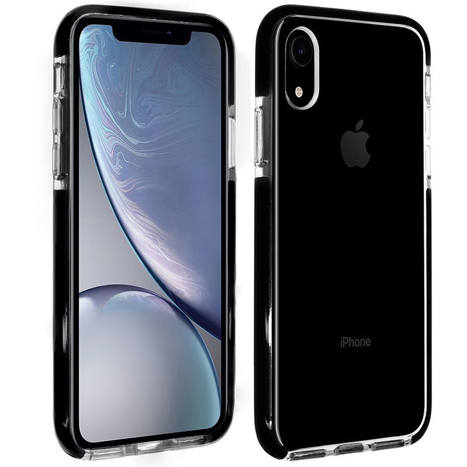 Akashi Coque TPU Ultra Renforcée iPhone XR