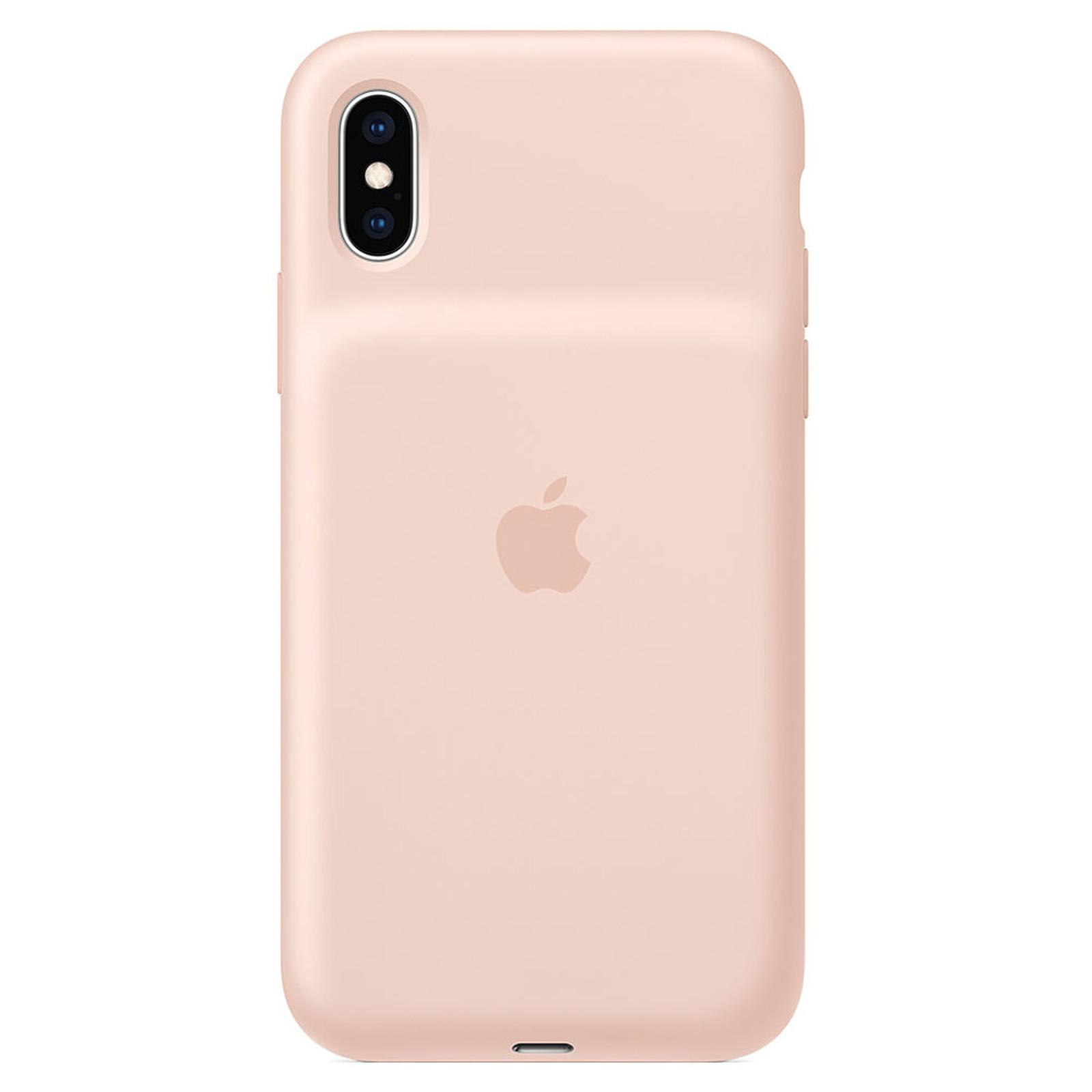 Apple Smart Battery Case Rose des sables Apple iPhone XS