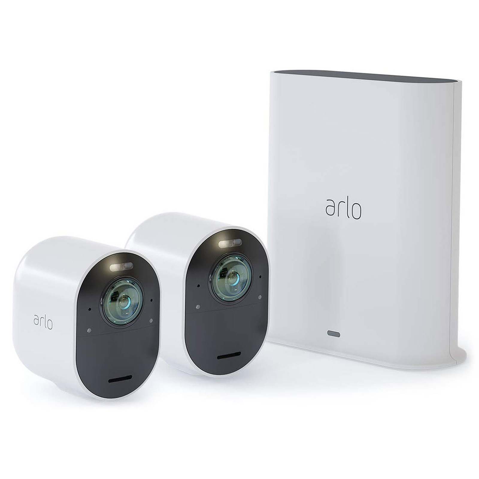Arlo Ultra Pack 2 Smart Caméra