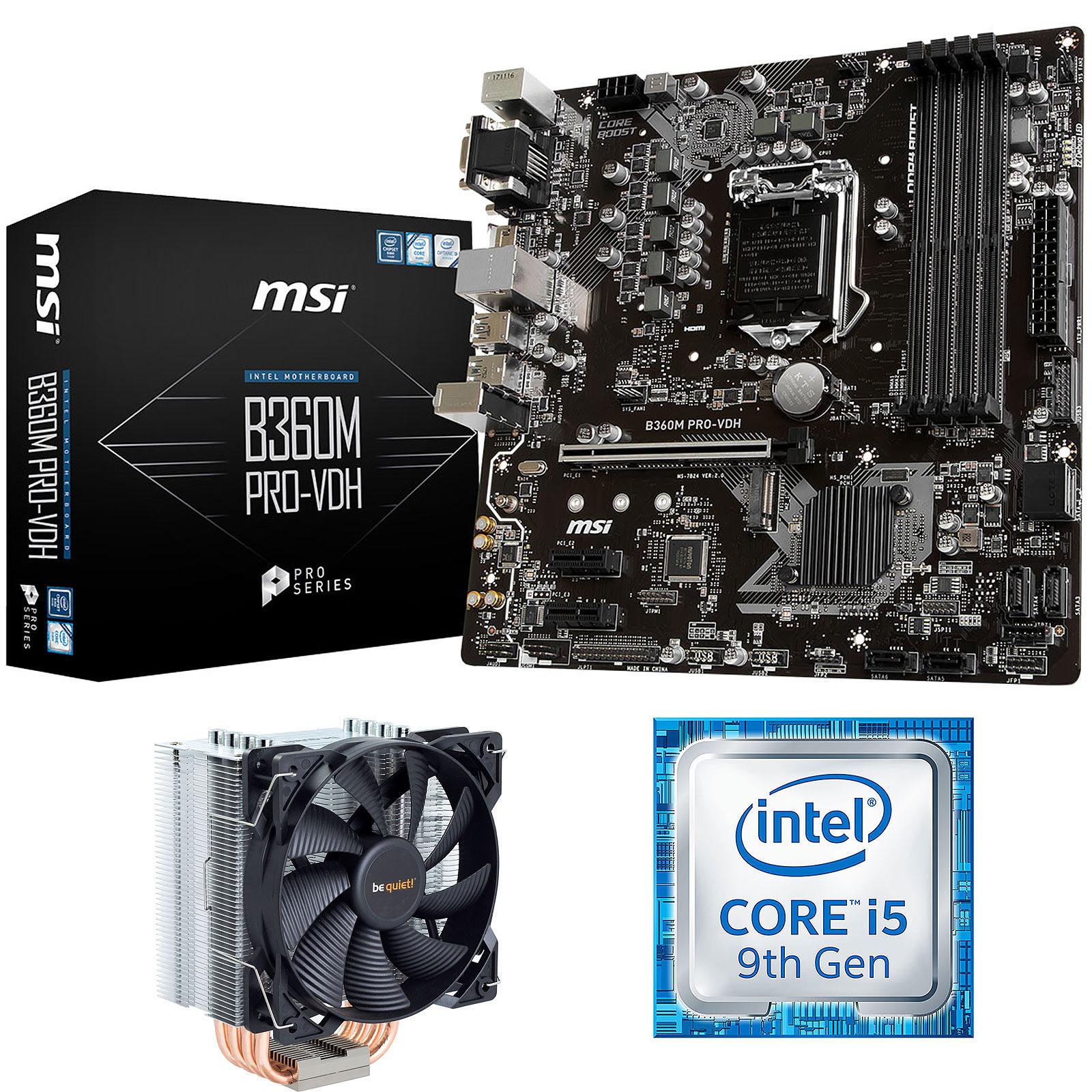 Kit Upgrade PC Core i5 MSI B360M PRO-VDH