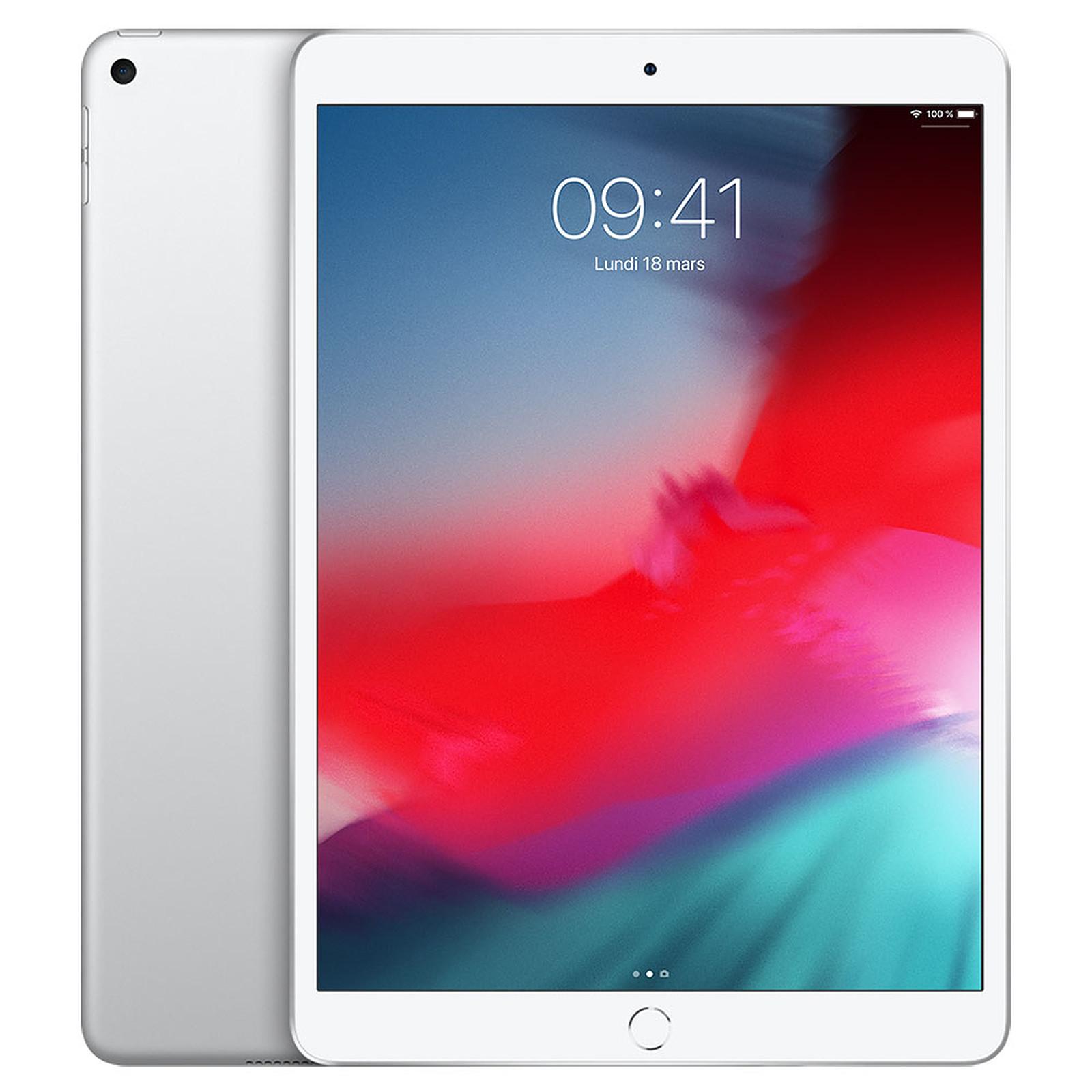 Apple iPad Air (2019) Wi-Fi 256 Go Argent