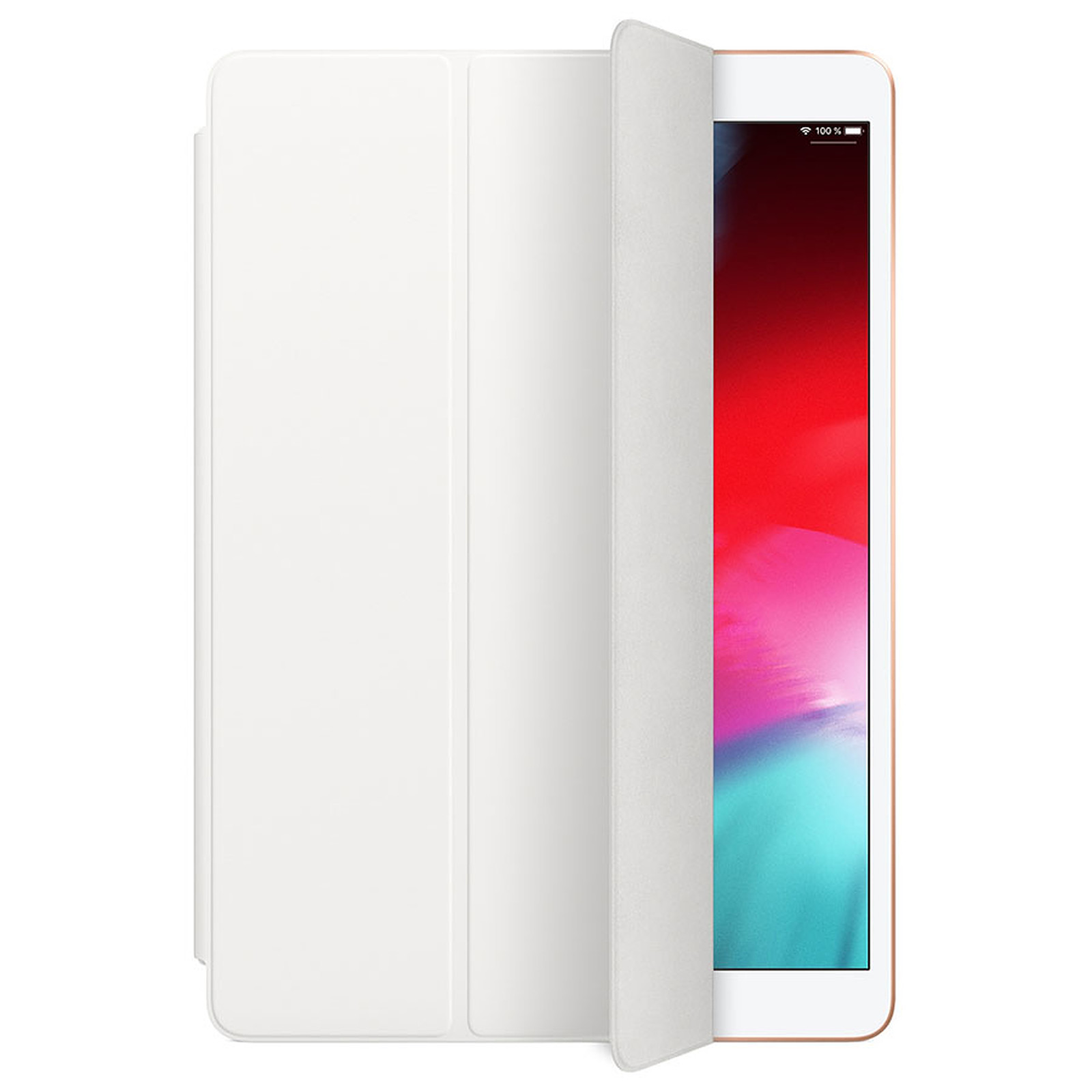 "Apple iPad Air 10.5"" Smart Cover Blanc"