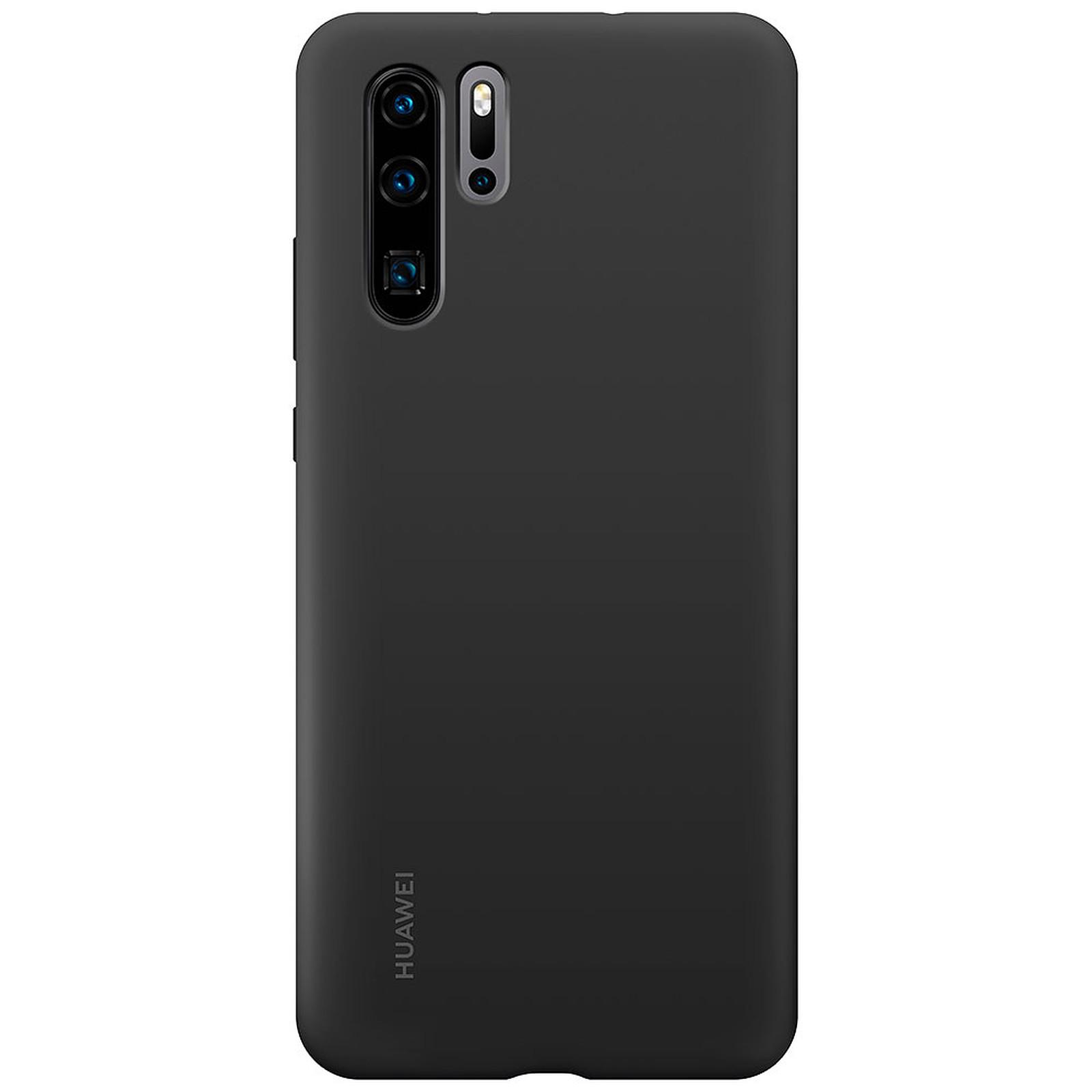 Huawei Silicone Case Noir P30 Pro