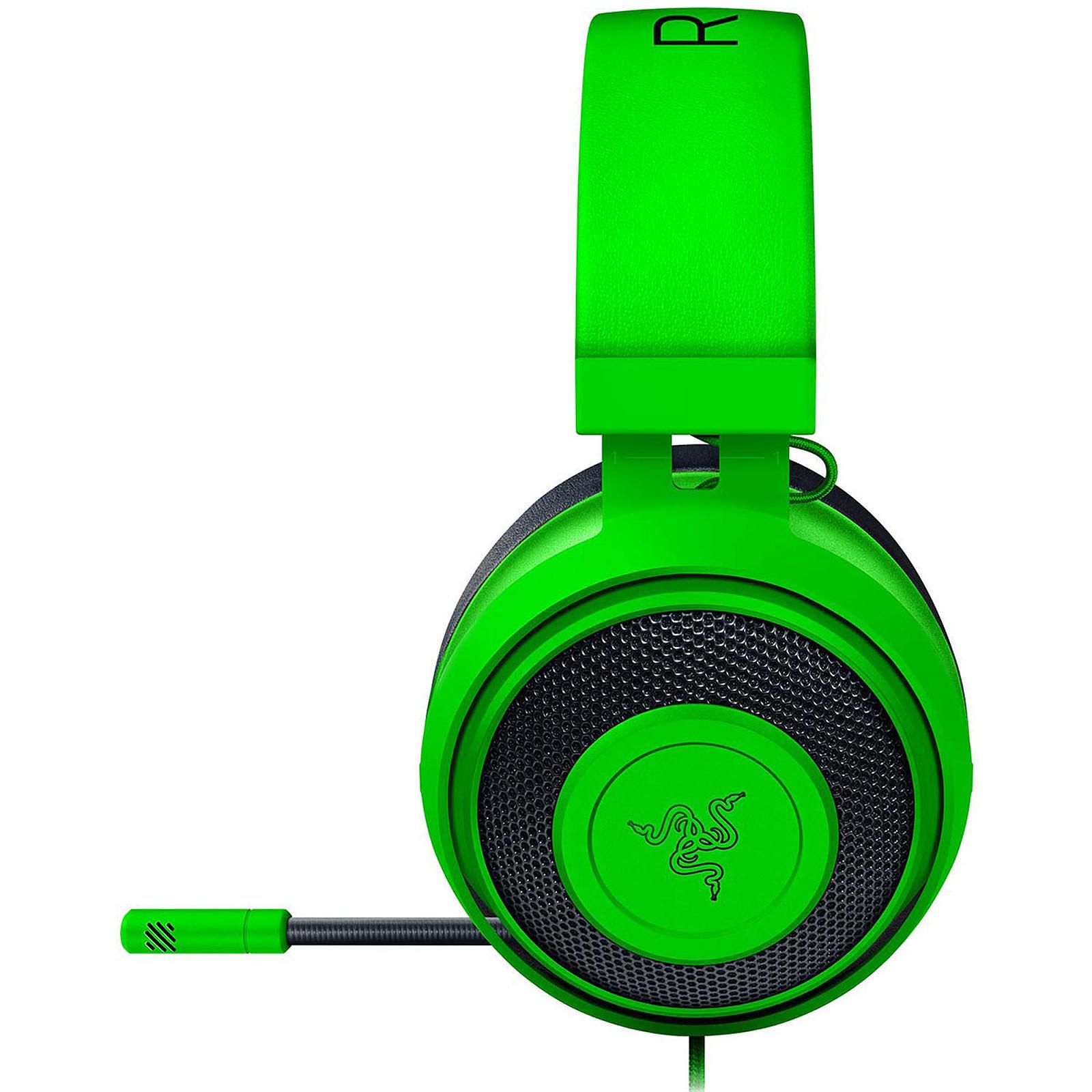 c1c49503012 Razer Kraken 2019 (vert) - Micro-casque Razer sur LDLC.com